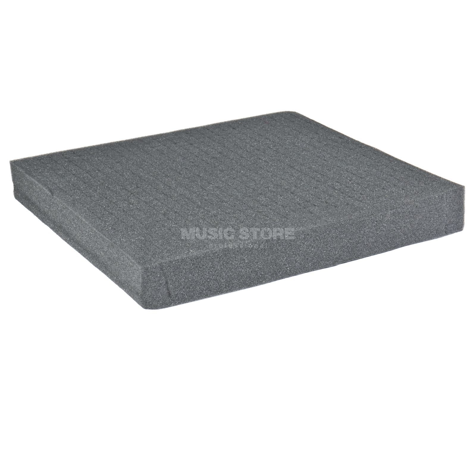 MUSIC STORE 2U Block Foam Rack Drawer Inlay (Grey) Product Image