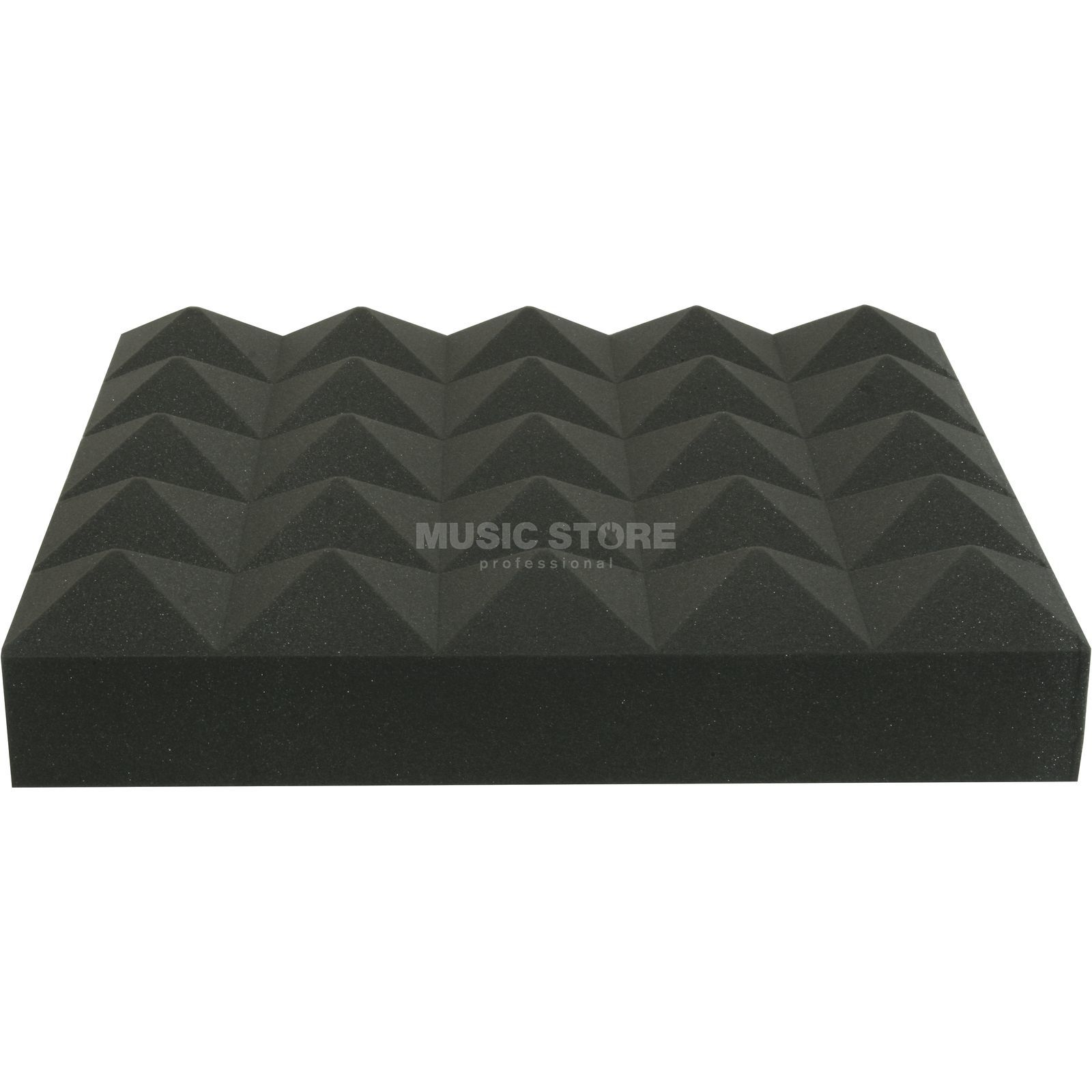 MUSIC STORE Absorber-Set Big, anthracite 600x600x120 Produktbillede