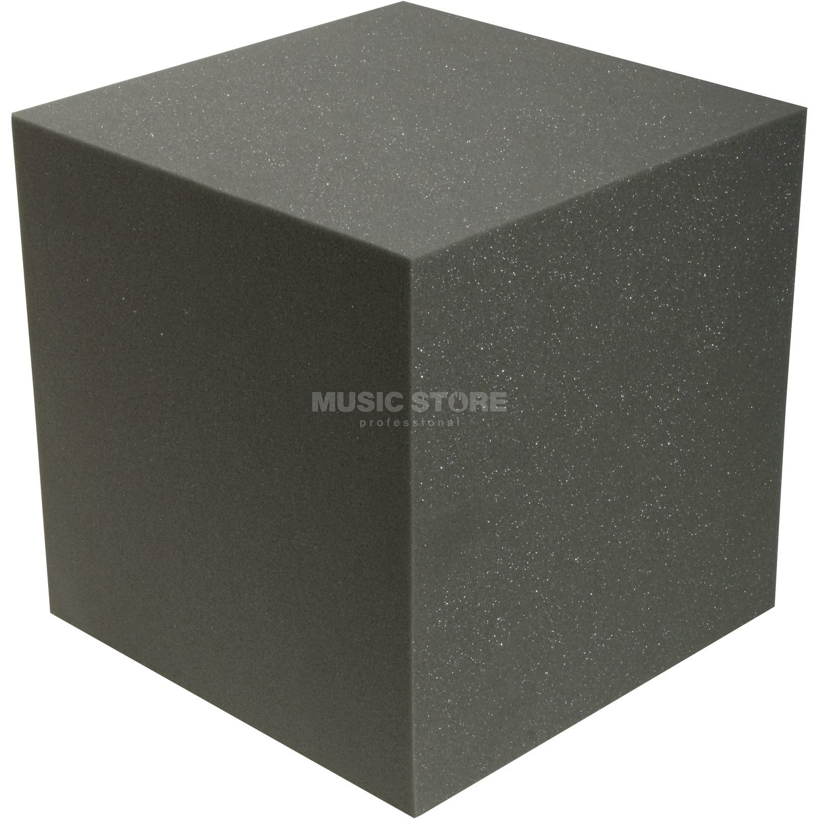 MUSIC STORE Absorber-Set Qube, anthracite 300x300x300 Produktbillede
