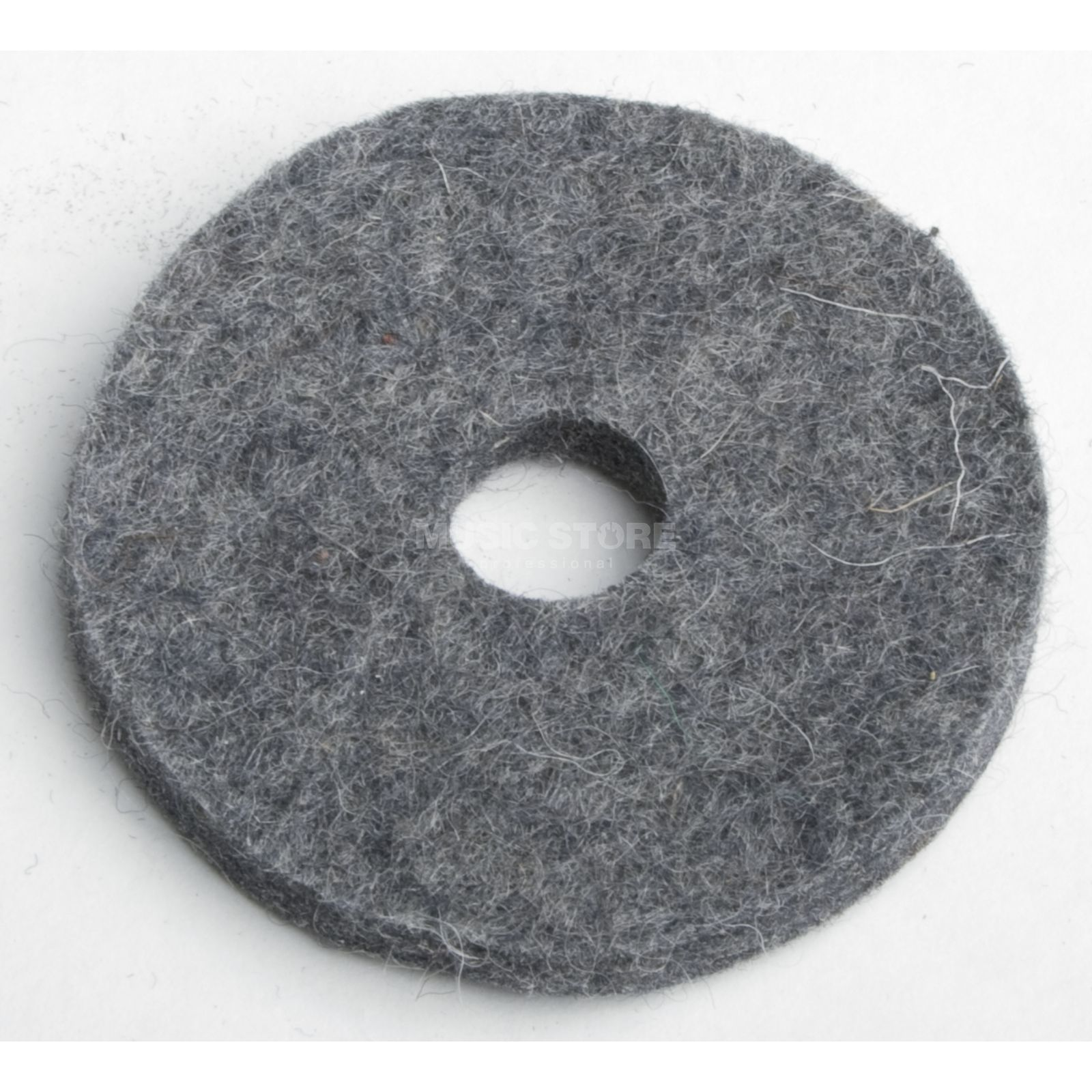 MUSIC STORE Cymbal felts, 50x10mm, f. hihat bottom, 2 pcs Produktbillede