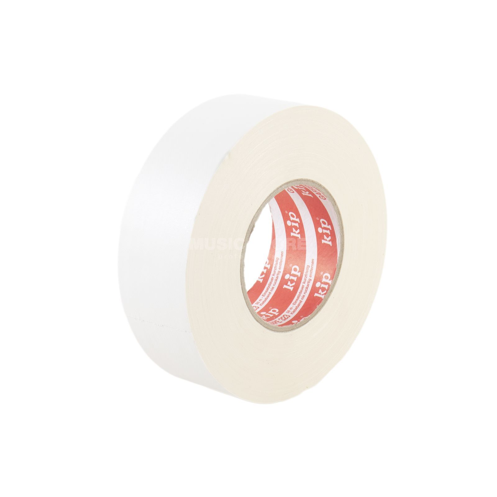 MUSIC STORE Gaffa-Tape Advanced white 923 Produktbillede