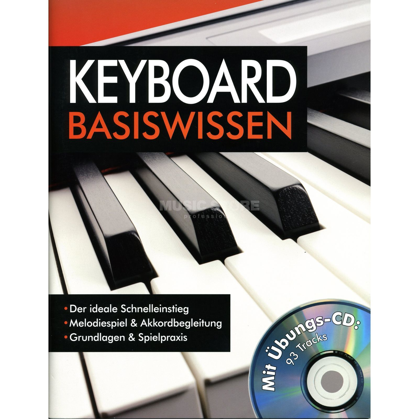 MUSIC STORE Keyboard Basiswissen Product Image
