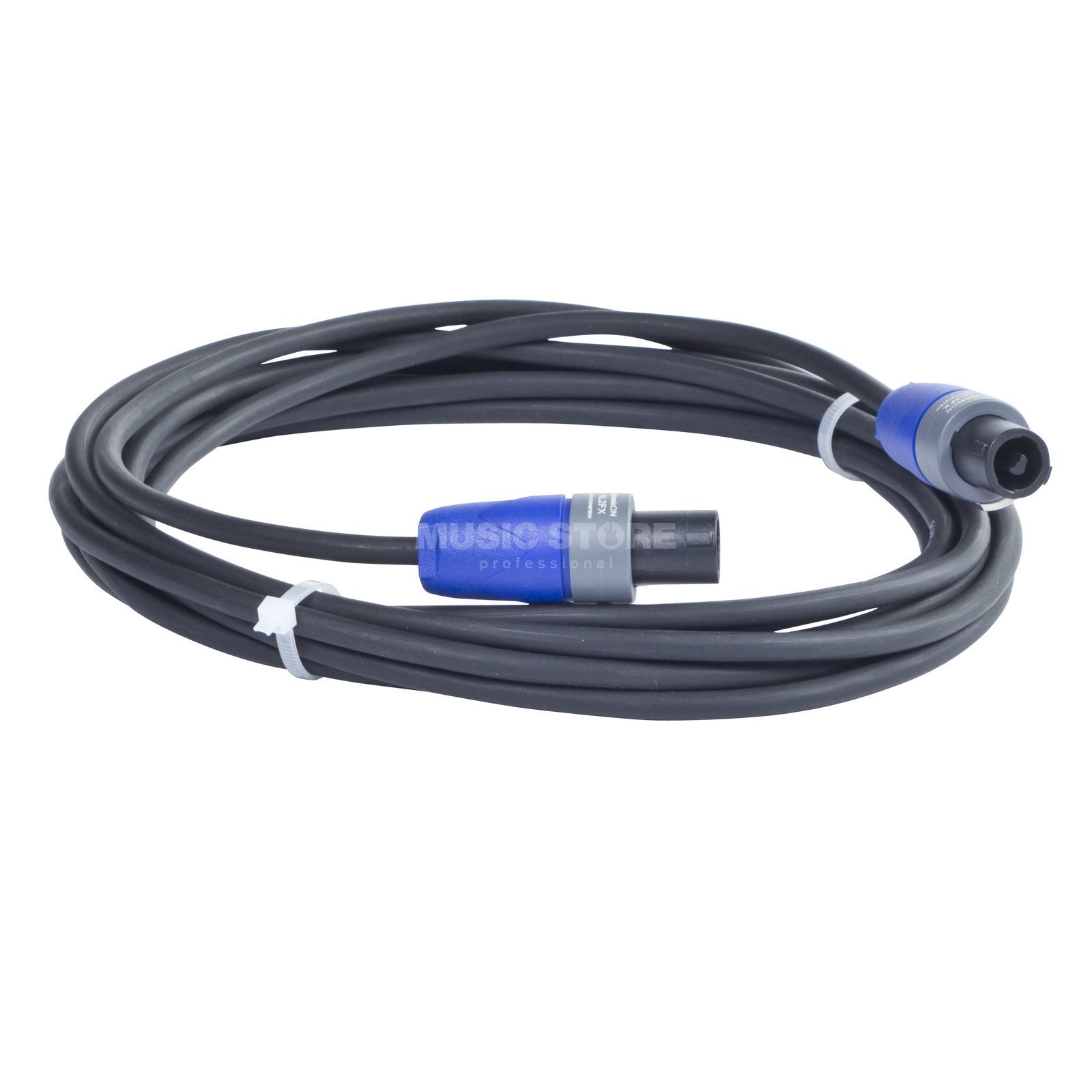MUSIC STORE LS-Kabel 5m Speakon PRO 2x 1,5mm², Neutrikstecker Produktbild