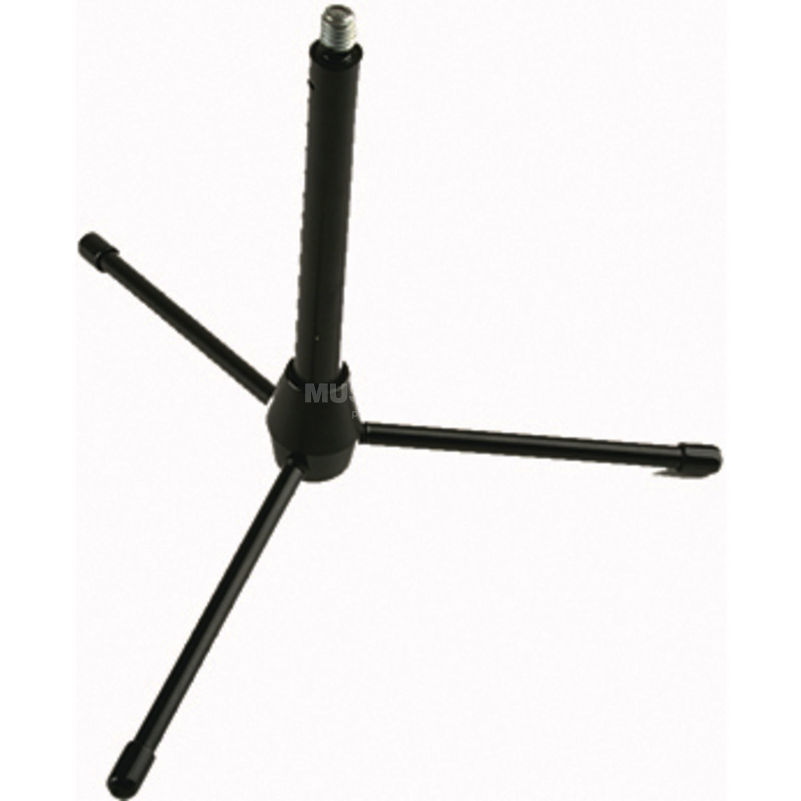 MUSIC STORE MS-1, Table Stand black, 12cm Produktbillede