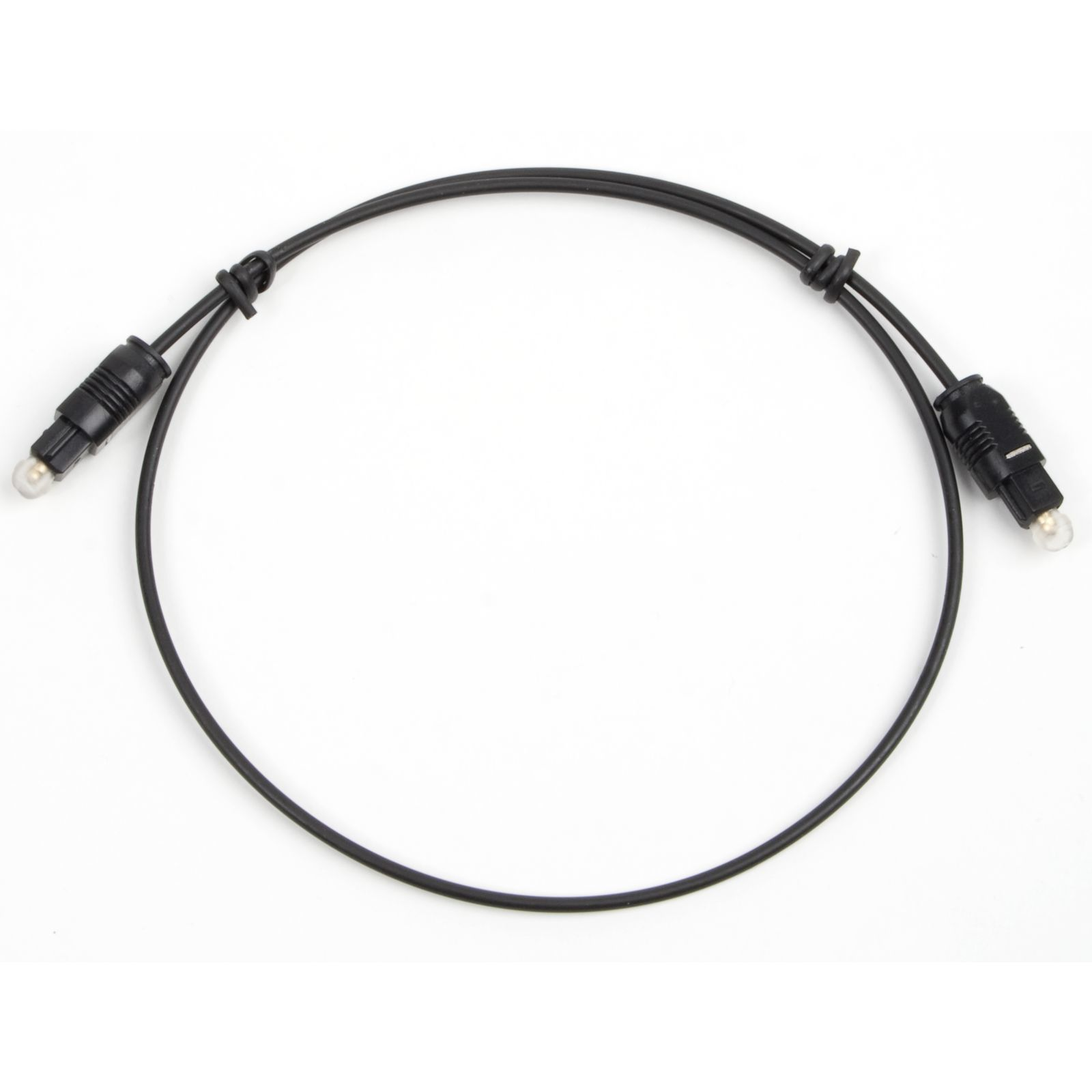 MUSIC STORE MTO 0.5 TT-1 optical Cable Toslink, 0,5m Produktbillede