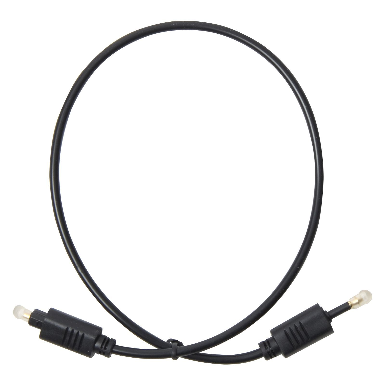 MUSIC STORE Optical Cable 0,5m Toslink male/3,5mm opt. Klinke Produktbild