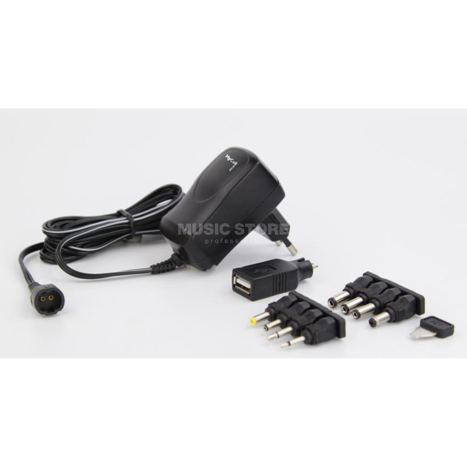 MUSIC STORE Power Supply PS20 E 500 mA AC/DC Produktbillede