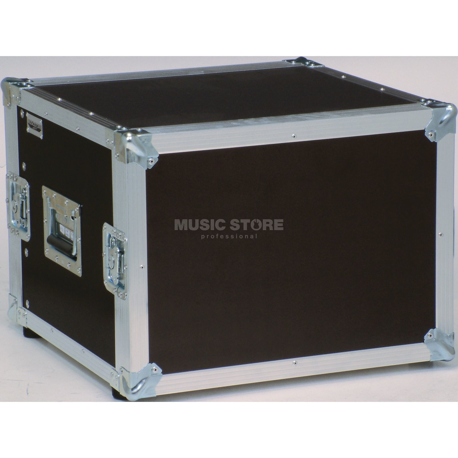 "MUSIC STORE Profi 19"" Rack 8HE DD PH-Brown Produktbillede"