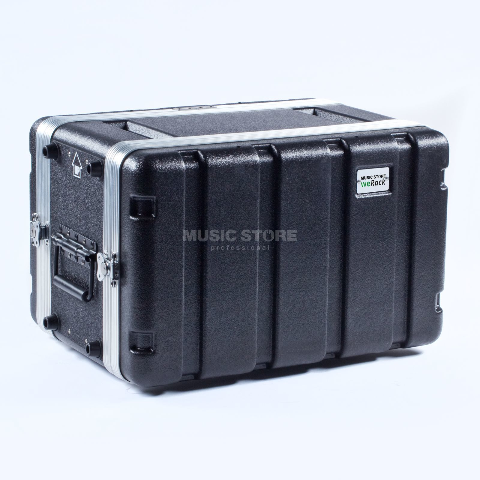 MUSIC STORE weRack 6HE PVC Case, 210mm depth Produktbillede