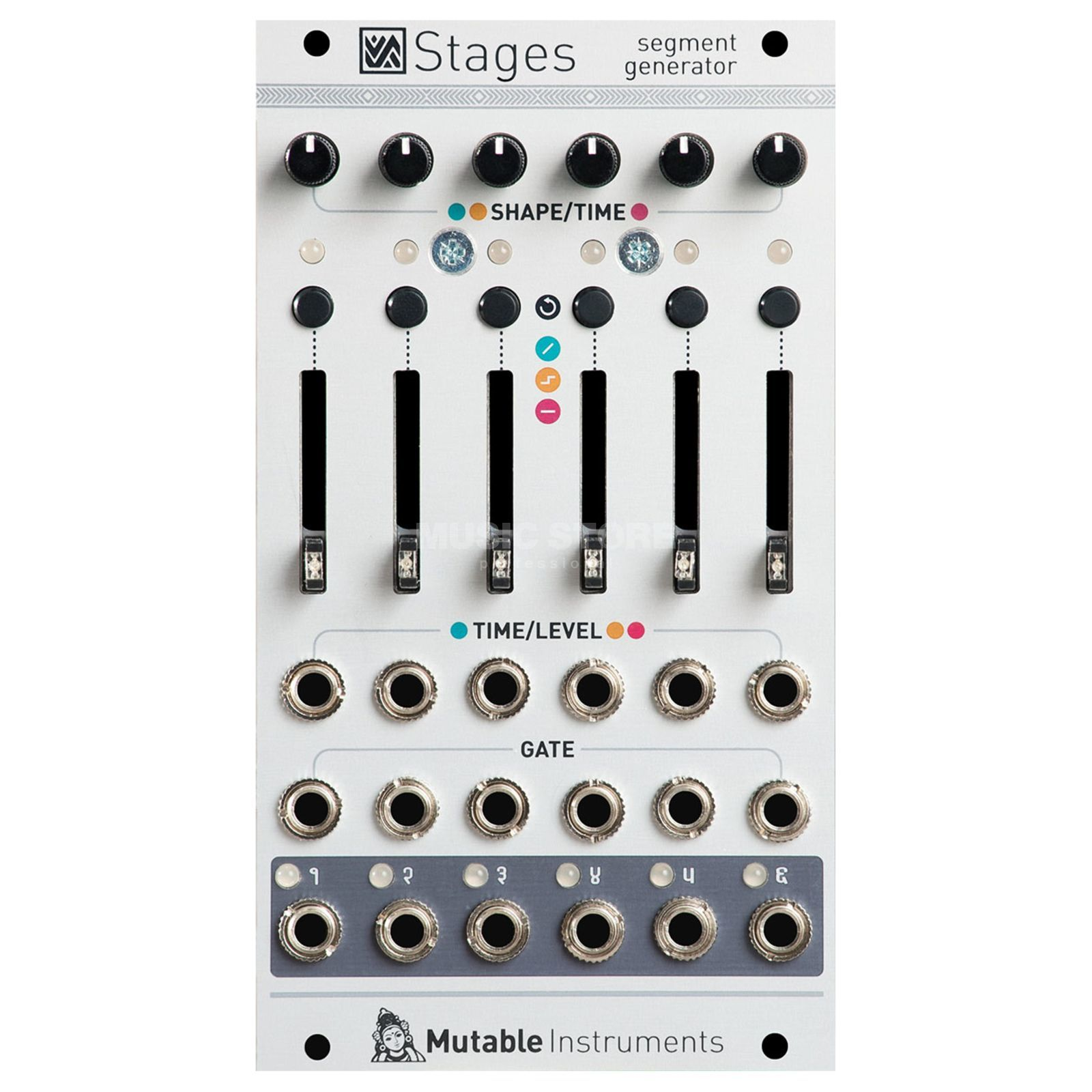 Mutable Instruments Stages Product Image