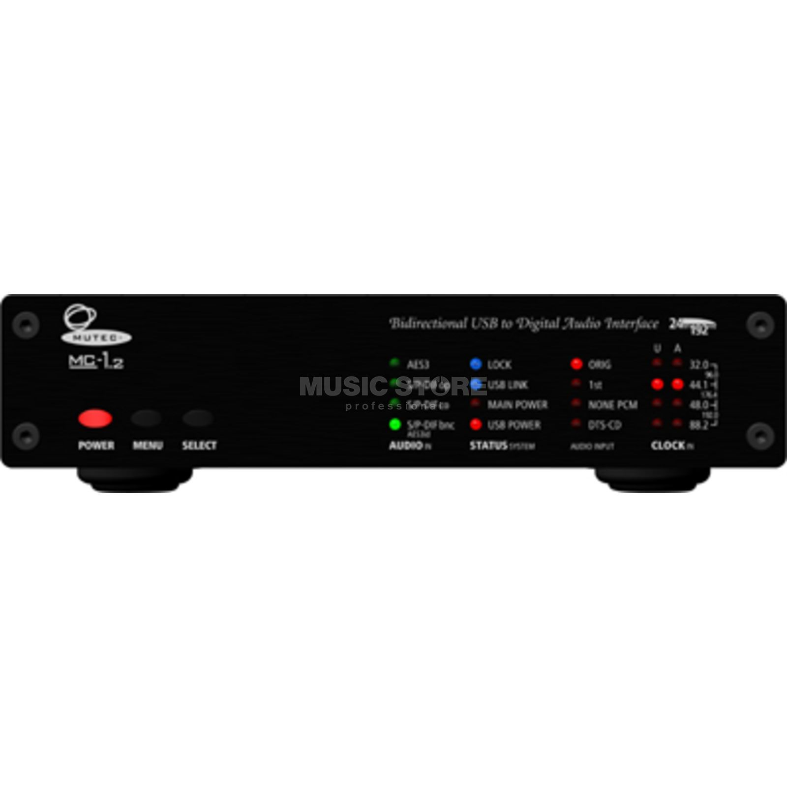 Mutec MC-1.2 USB Interface (BLACK)  Produktbillede