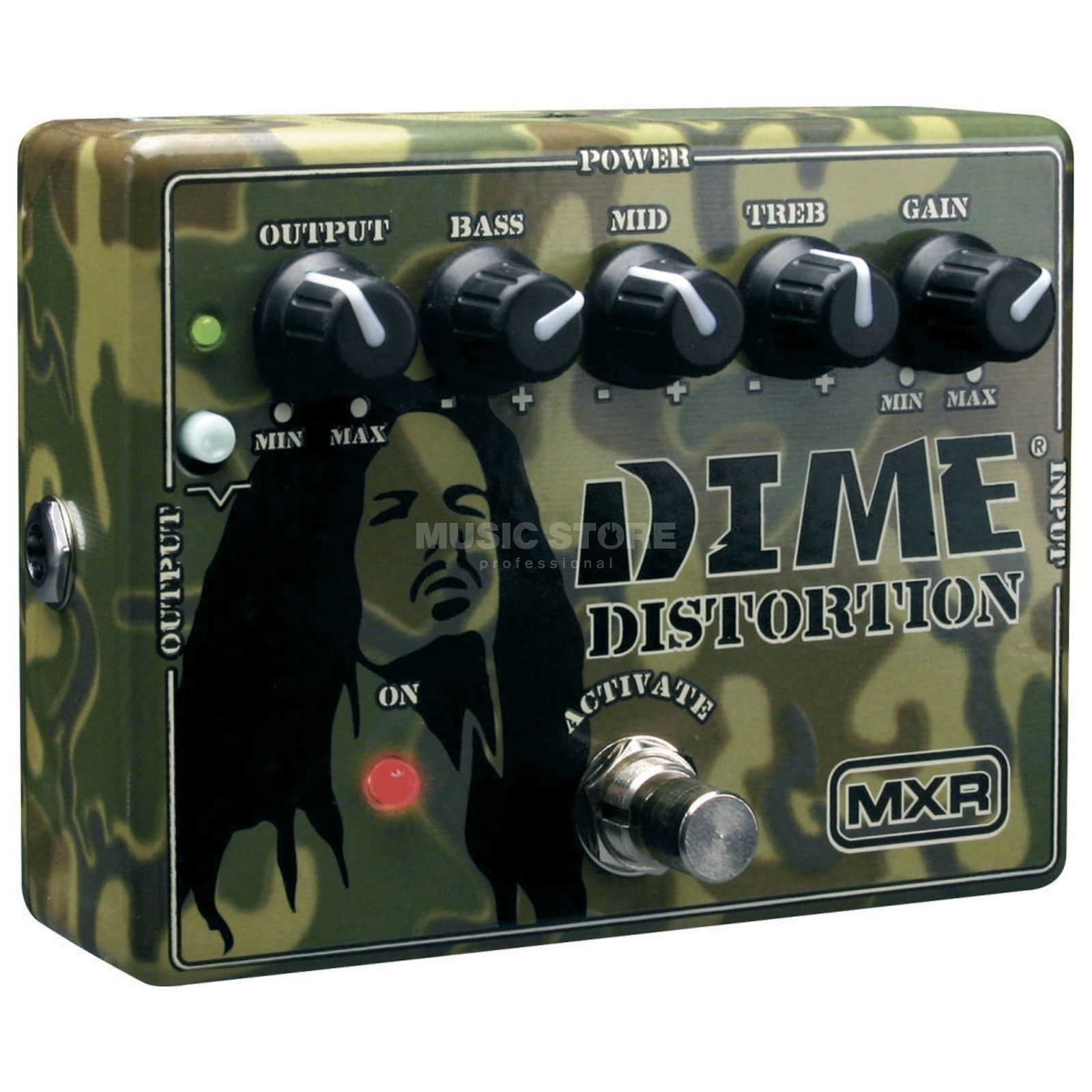 MXR DD11 Dime Distortion Produktbild