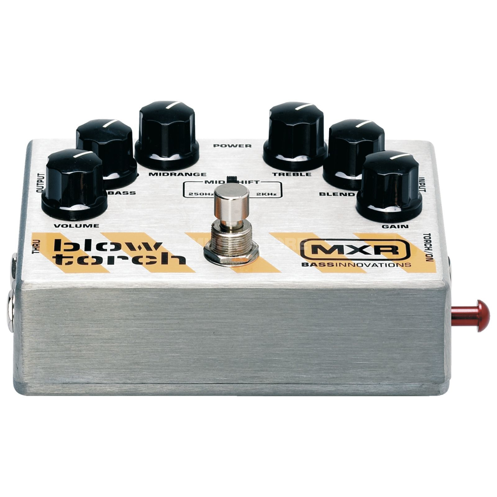 MXR M181 Bass Blowtorch Produktbild