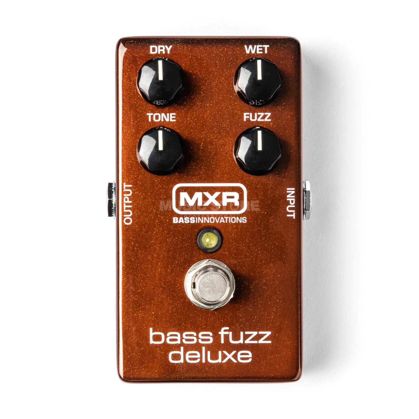 MXR M84 Bass Fuzz Deluxe  Product Image
