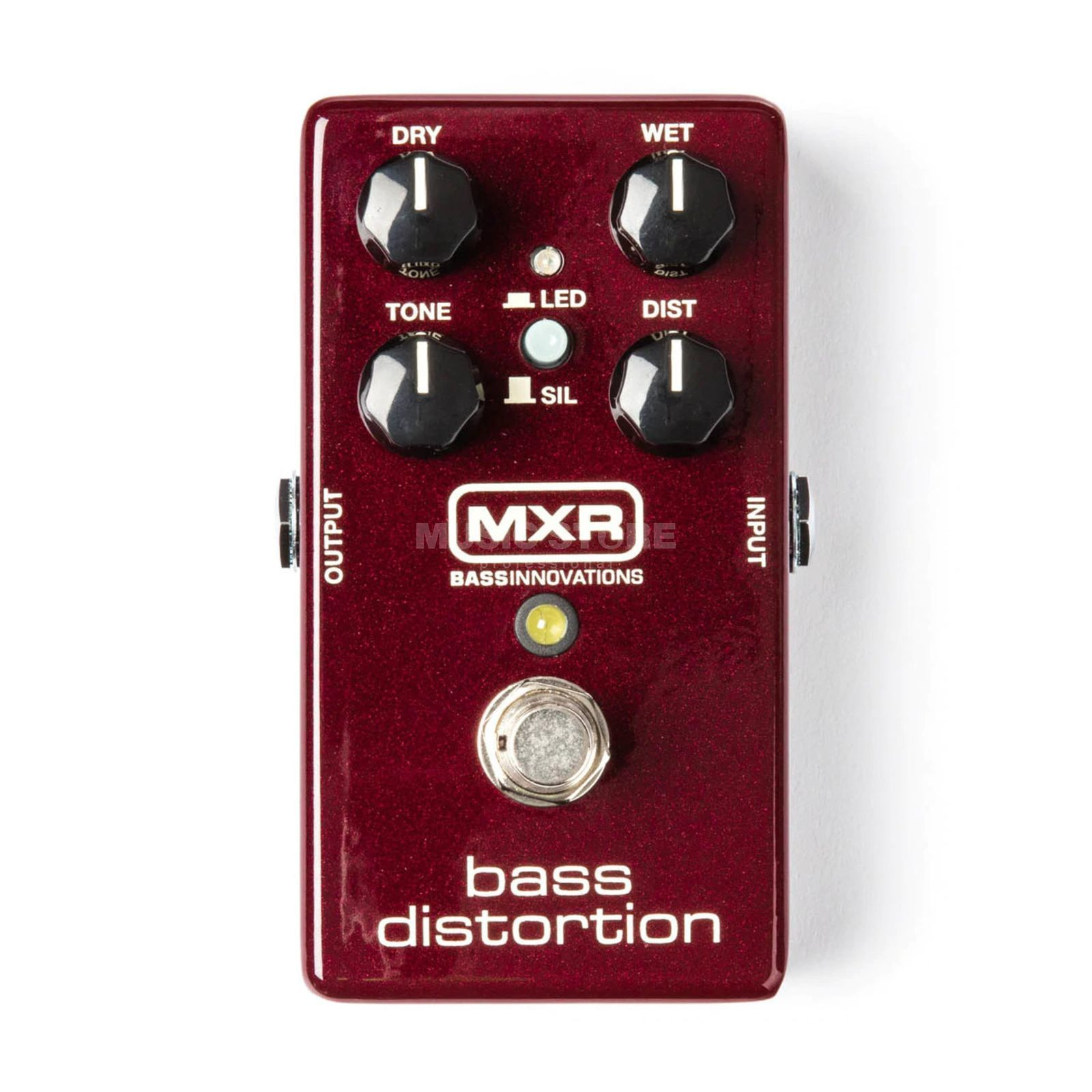 MXR M85 Bass Distortion Productafbeelding