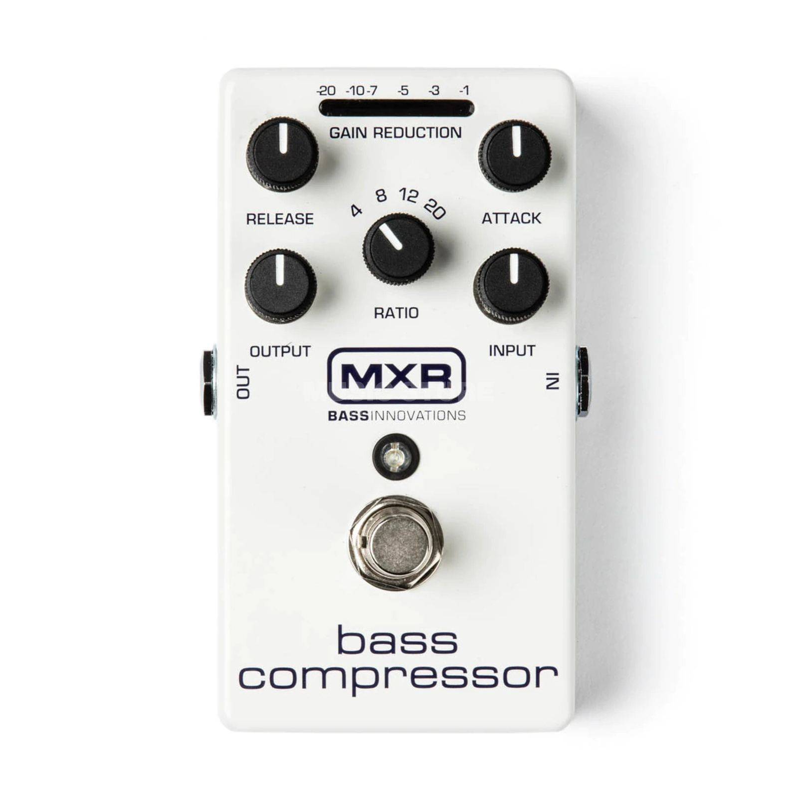 MXR M87 Bass Compressor Bass Guita r Effects Pedal   Product Image