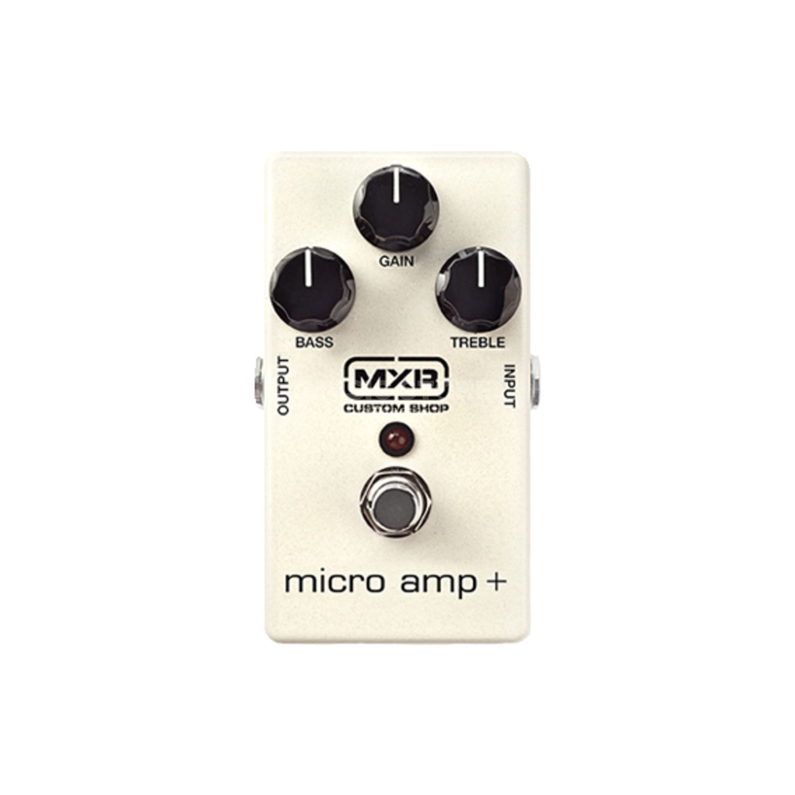 MXR Micro Amp Plus Custom Shop Produktbild