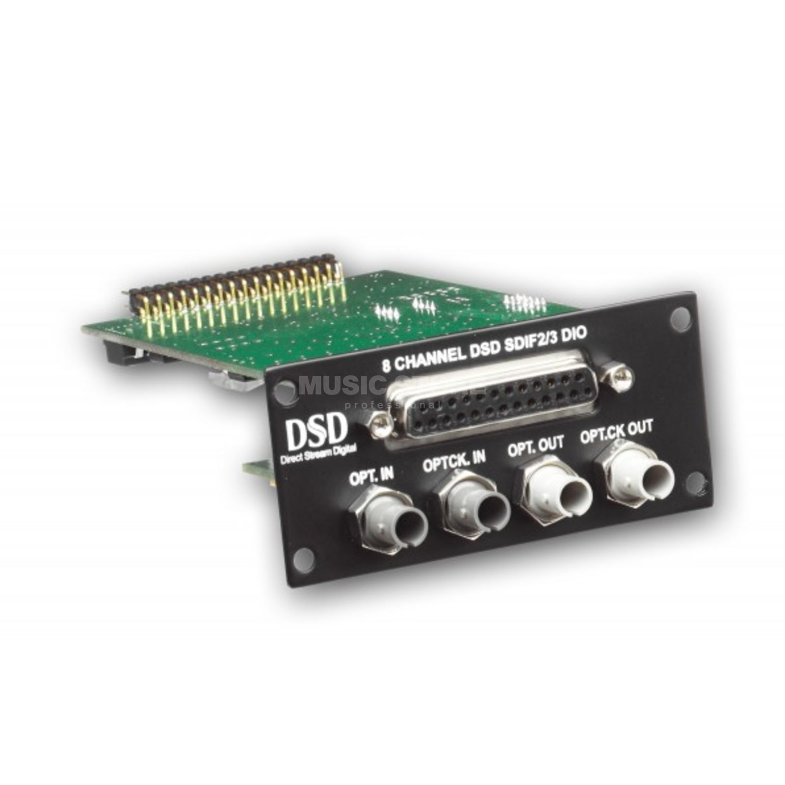 Mytek DSD-SDIF+Sonoma Optical DIO for Mytek 8 x - 192 Produktbillede
