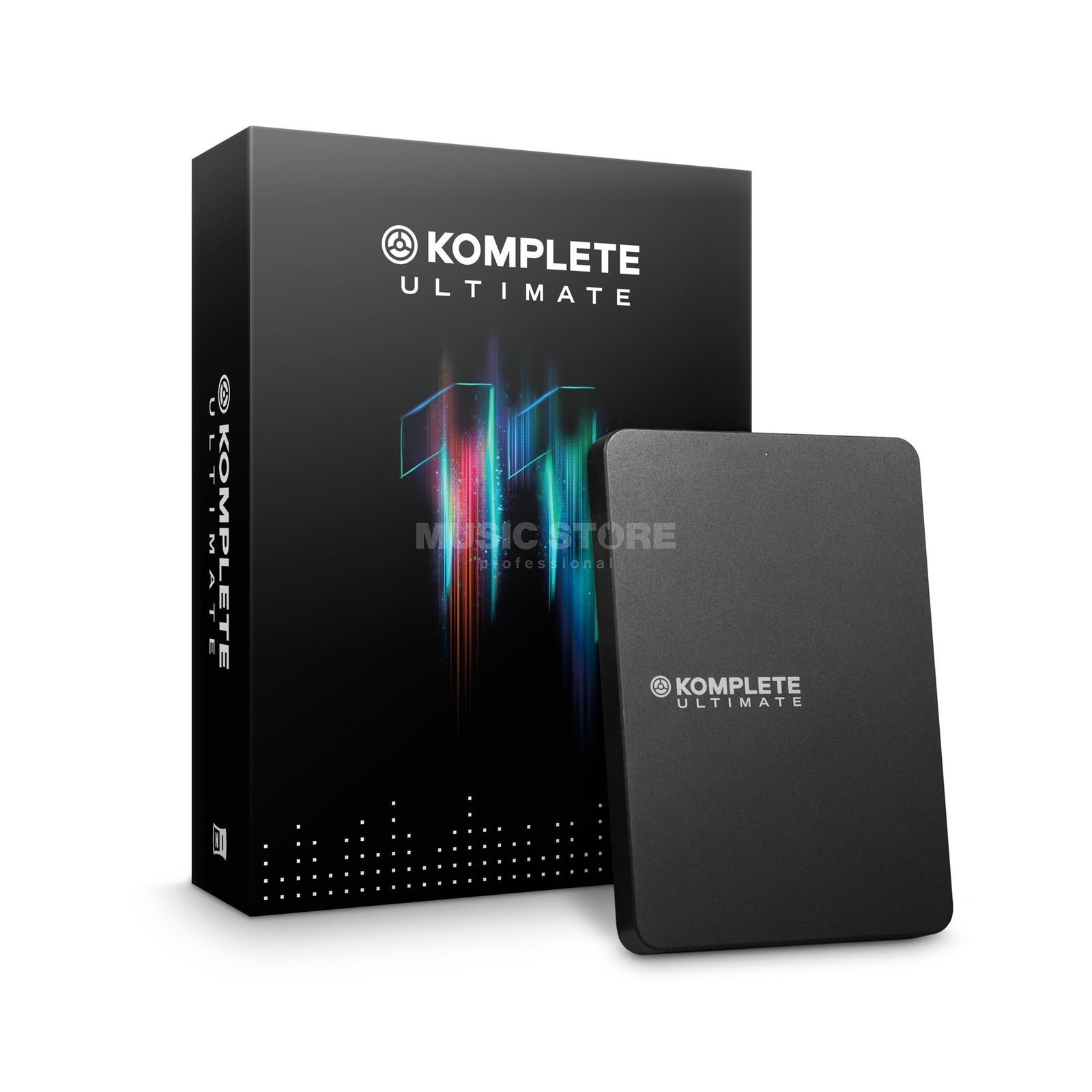 Native Instruments KOMPLETE 11 ULTIMATE UPGRADE 1 von Komplete 8 - 10 Imagem do produto