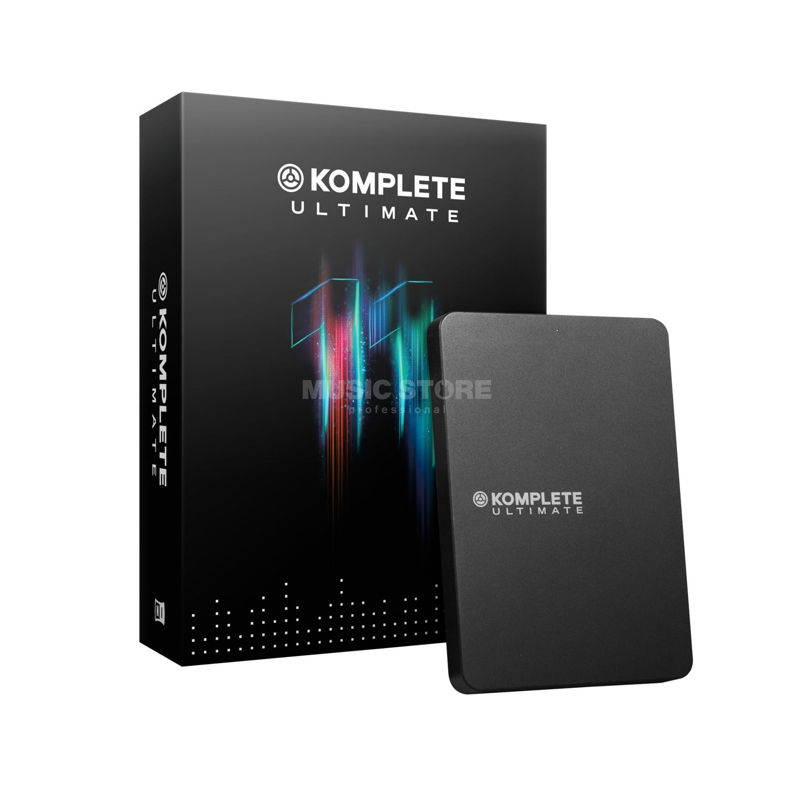 Native Instruments KOMPLETE 11 ULTIMATE UPGRADE 2 Produktbild