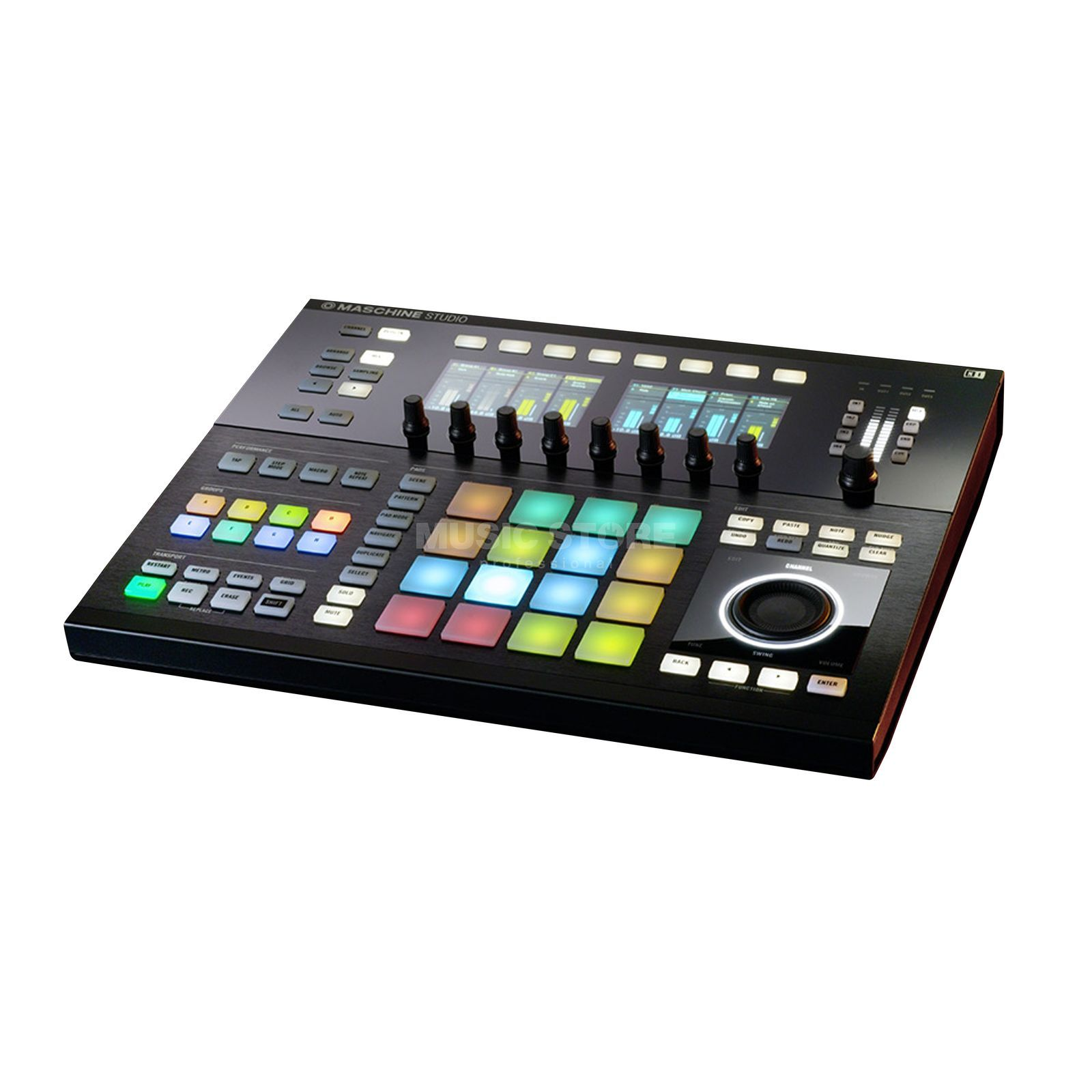 Native Instruments MASCHINE Studio Black  Produktbillede
