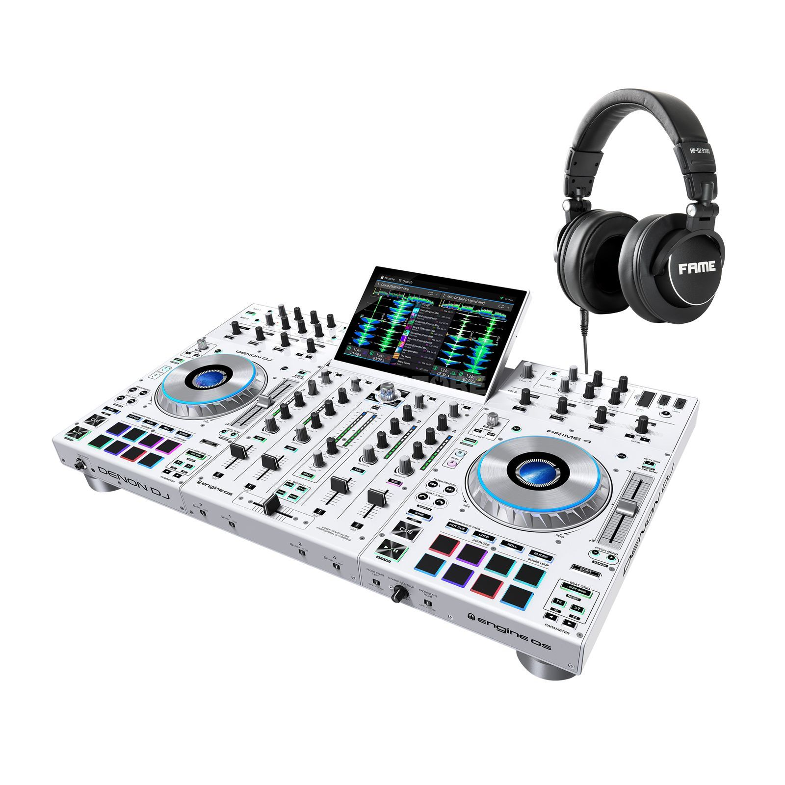 Native Instruments S2 MKII + LS-5 - Set Produktbild