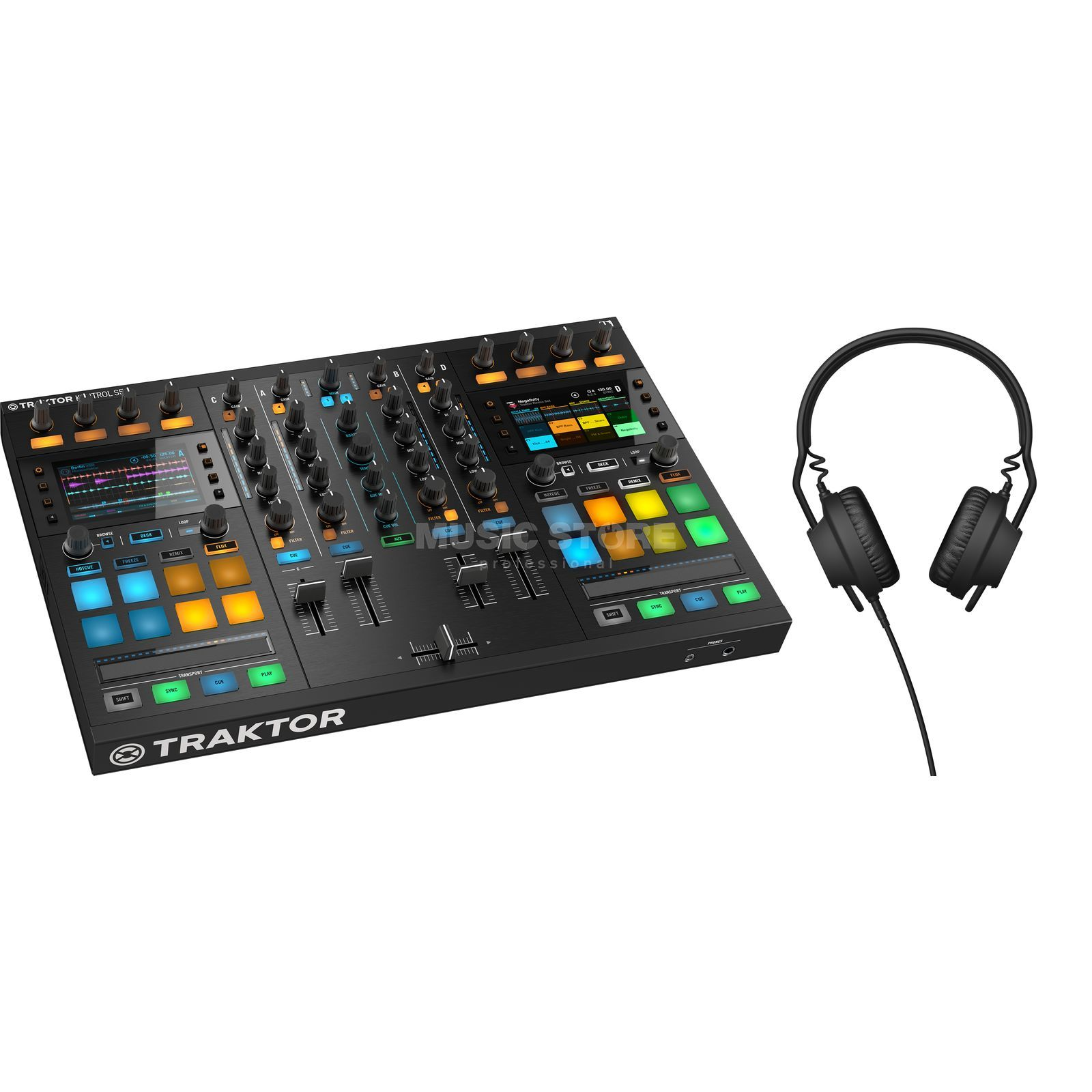 Native Instruments S5 + AiAiAi TMA-2 - Set Product Image