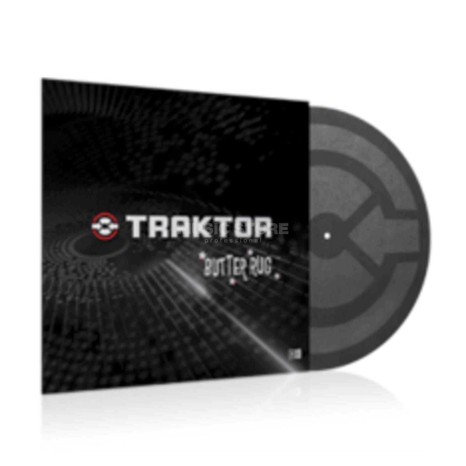 Native Instruments TRAKTOR Butter Rugs Slipmats Productafbeelding