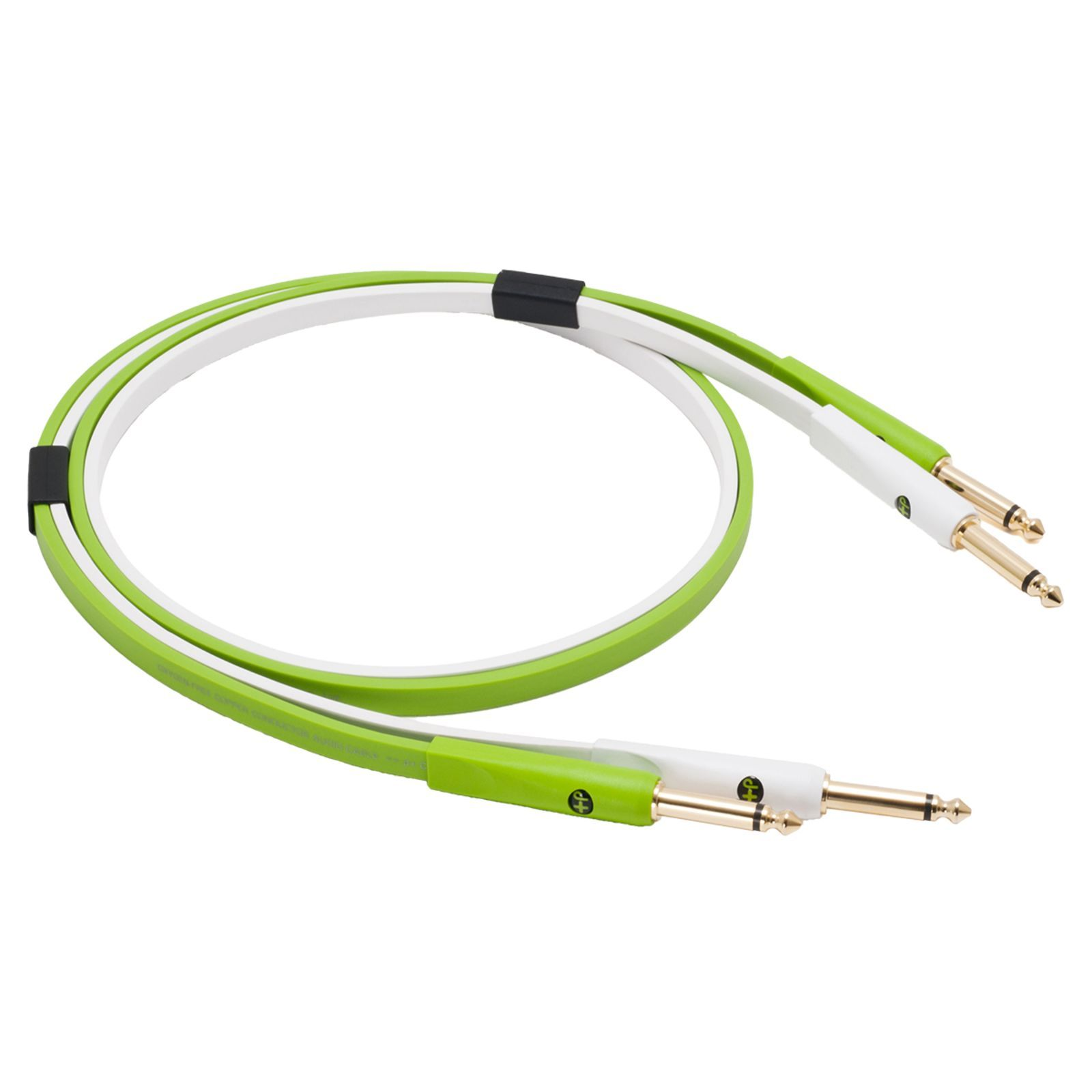 NEO by Oyaide d+ 2x6.3mm-Mono-Jack Cable Class B, 2.0m Length Immagine prodotto