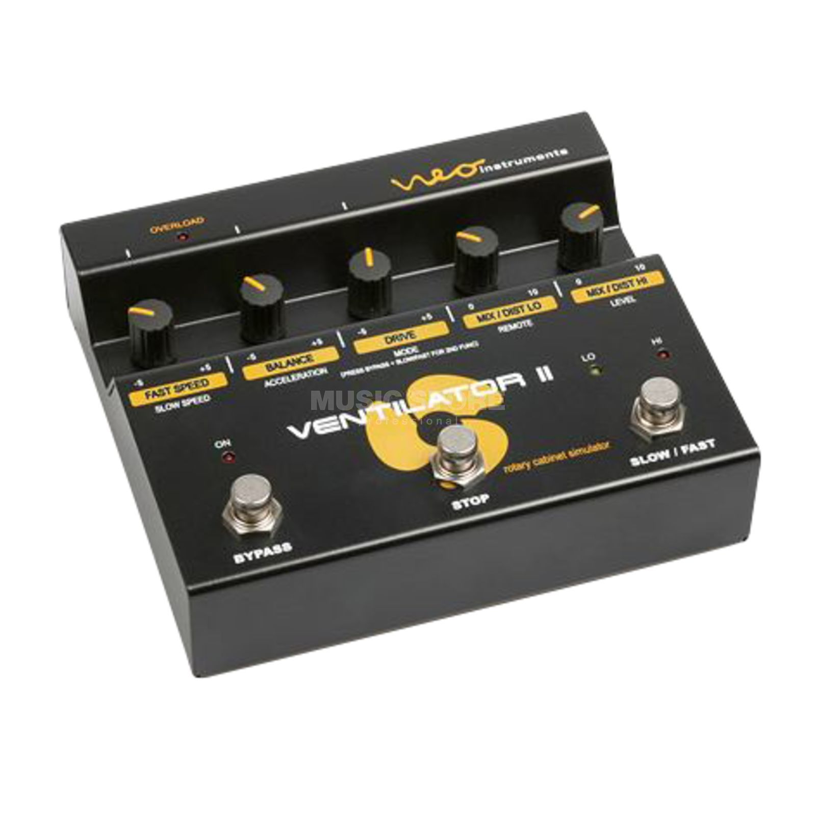 Neo Instruments Ventilator II Rotary Effect Product Image
