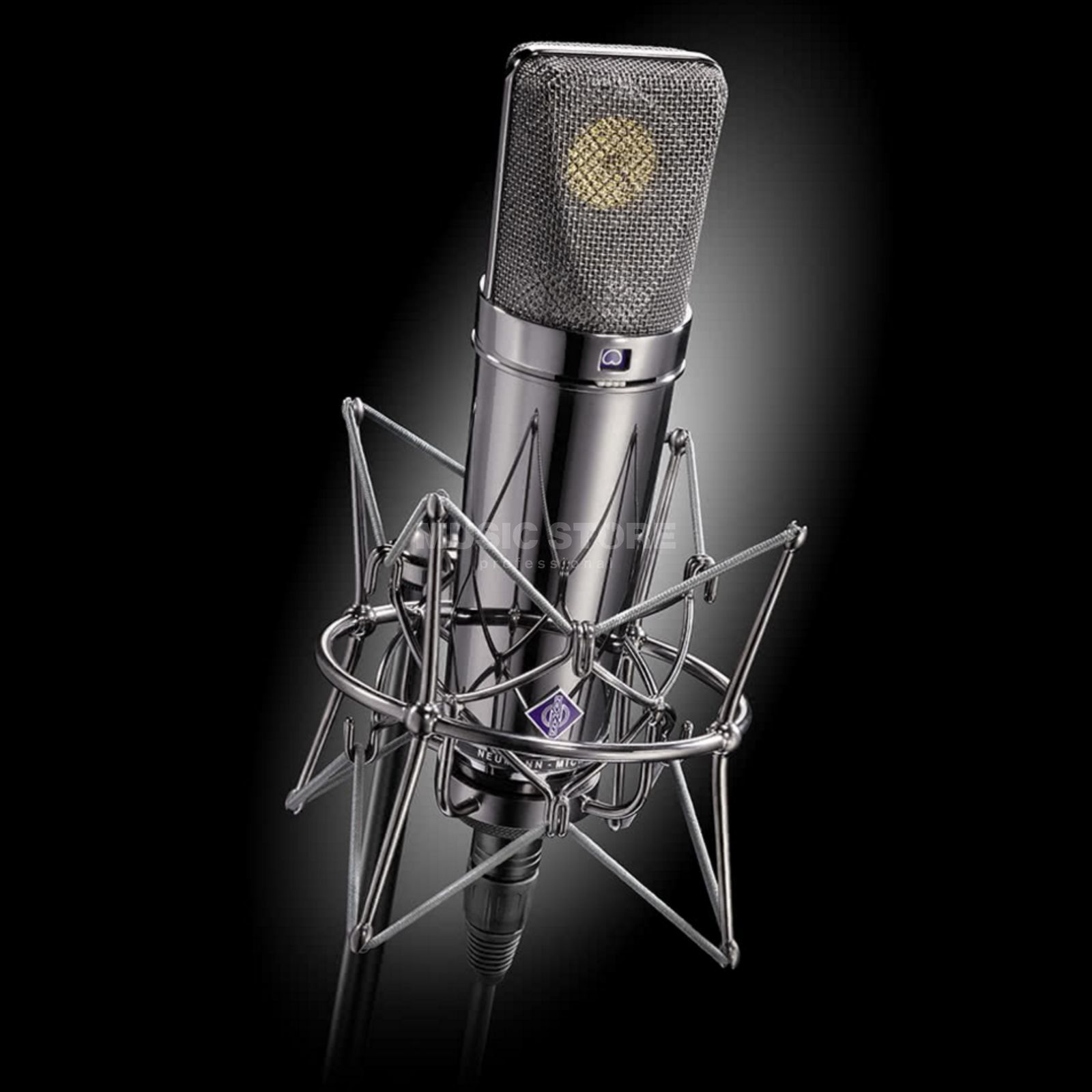 Neumann U 87 Rhodium Edition Set Product Image