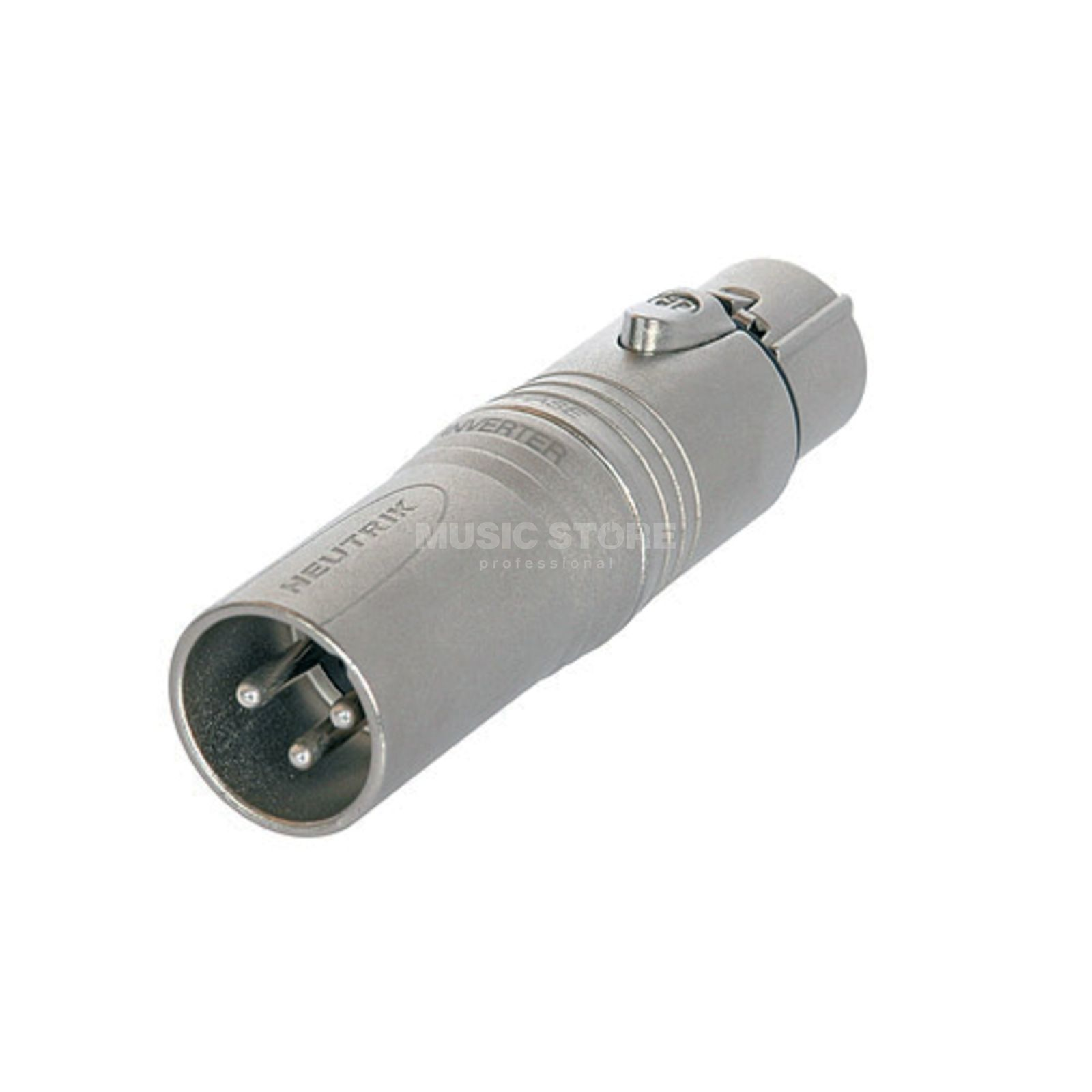 Neutrik NA3M5F DMX Adapter 5-pole female / 3-pole male Produktbillede