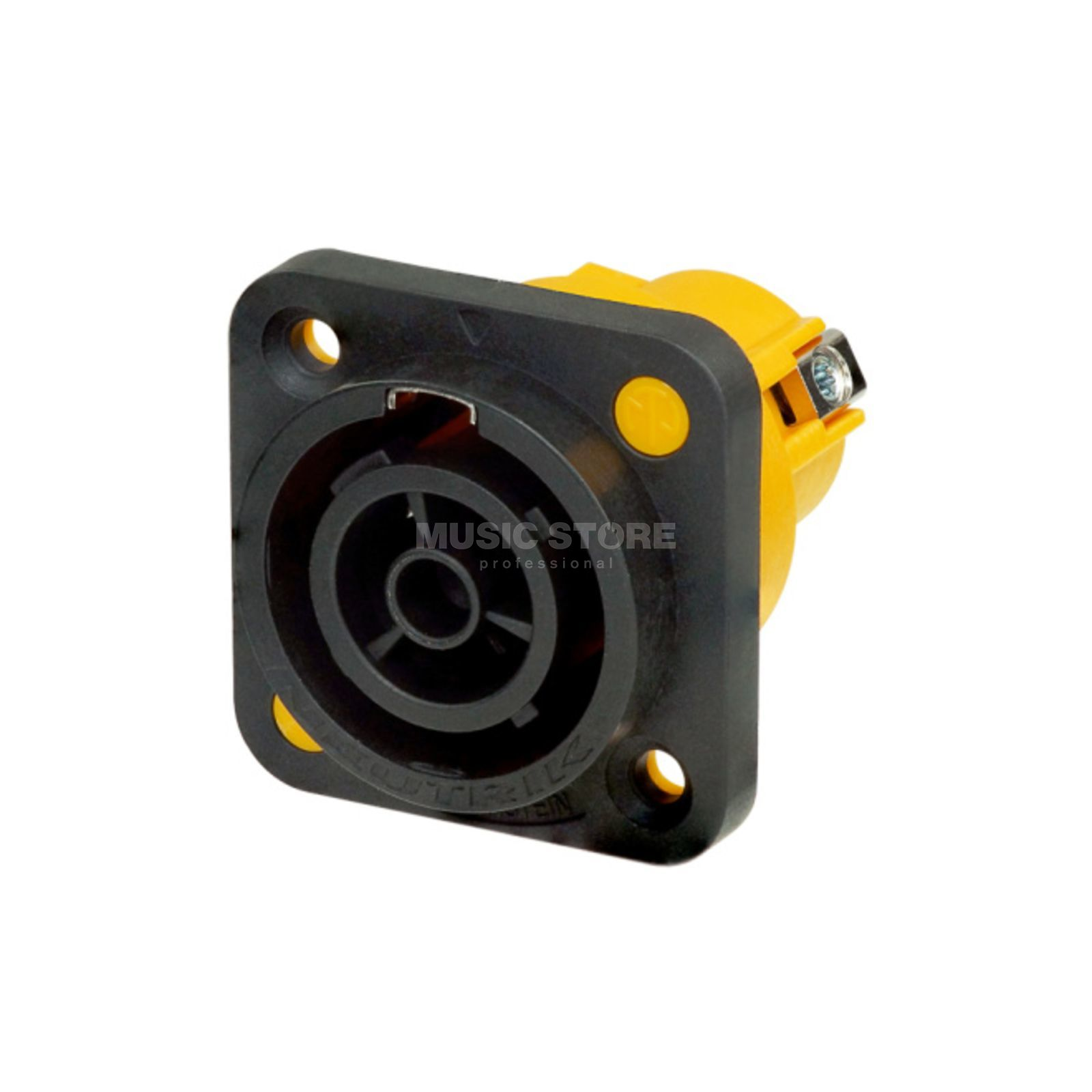 Neutrik NAC3FPX-ST Appliance outlet connector, powerCON TRUE1 Product Image