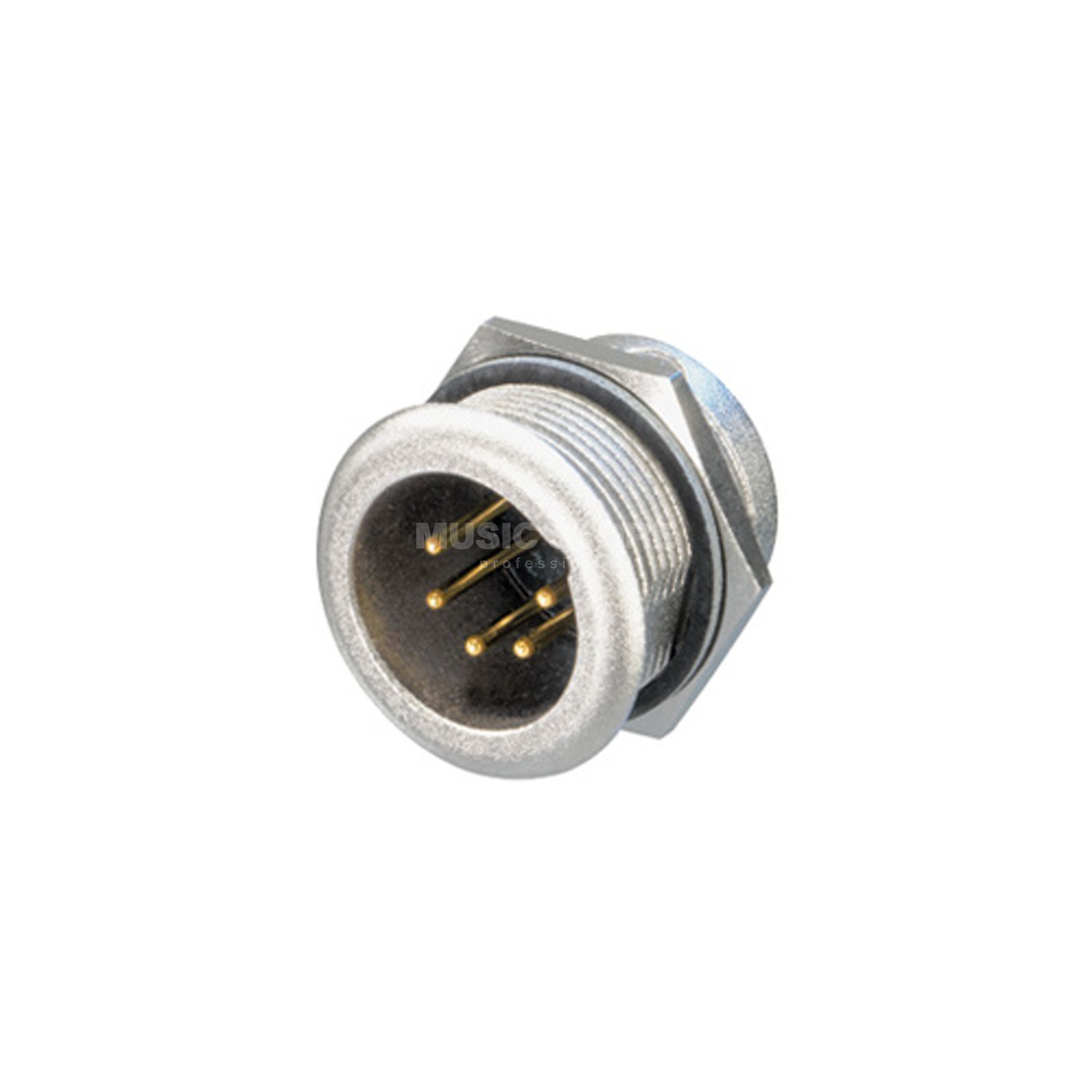 Neutrik NC5MPR-HD Chassis Connector male, 5-pole Produktbillede