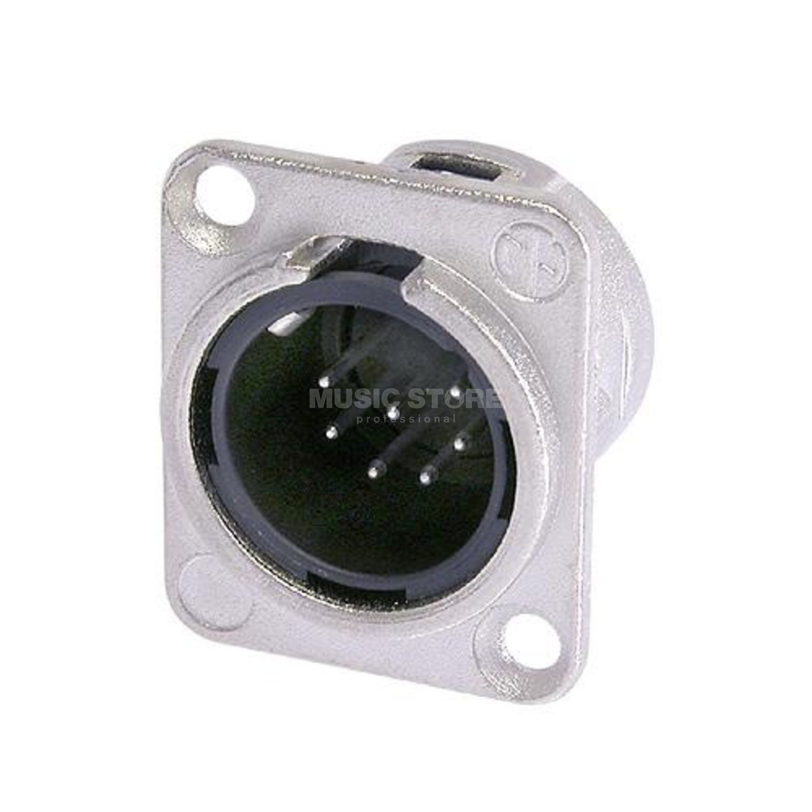 Neutrik NC7MD-L-1 Chassisstecker male, 7-polig Produktbild