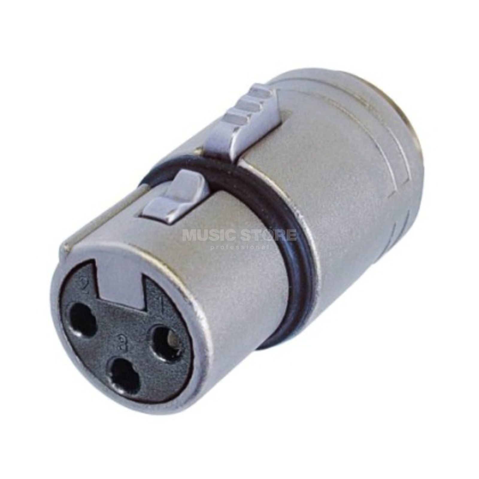 Neutrik NM3FXI female XLR housing Produktbillede