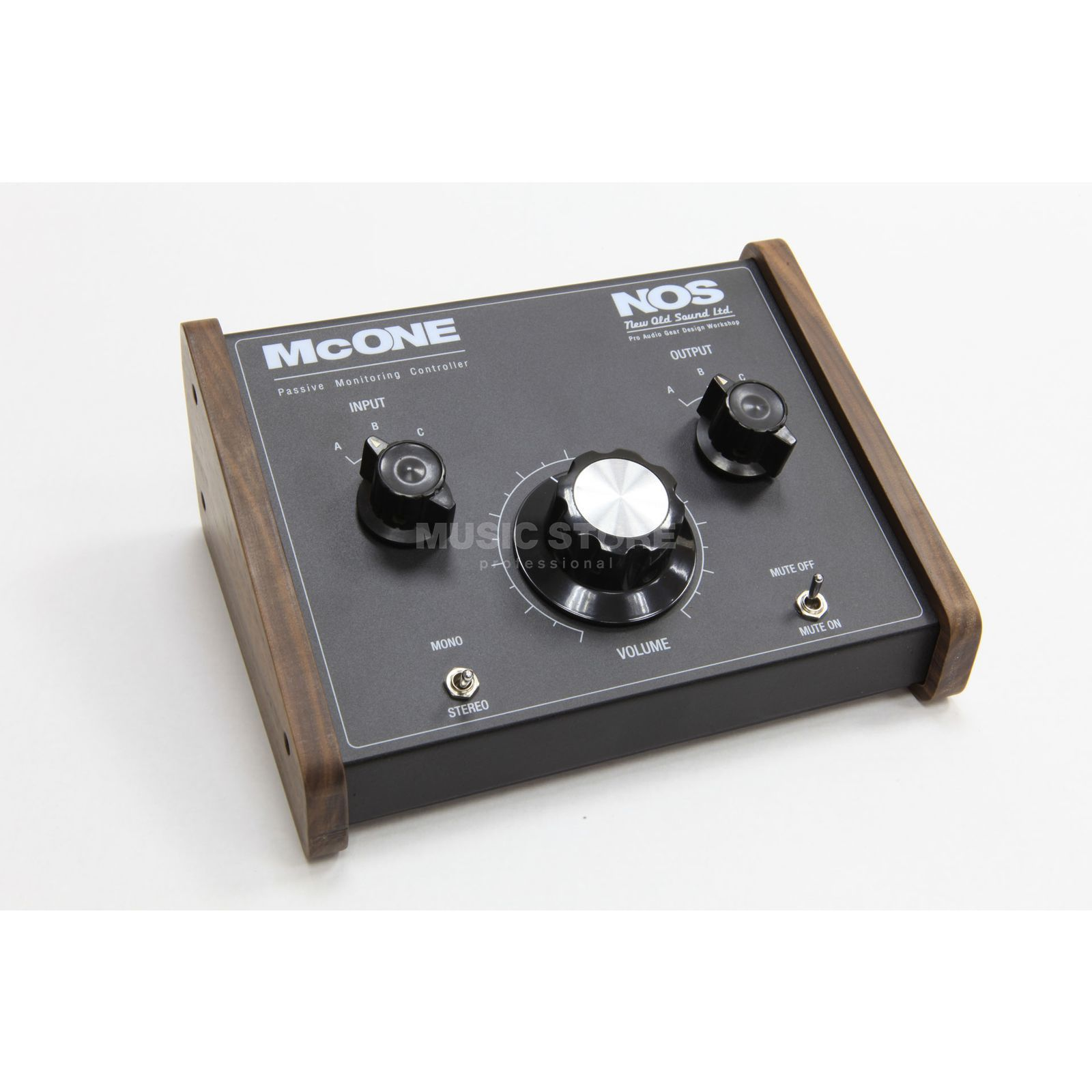 New Old Sound McONE Monitor Controller - Stepper Produktbillede