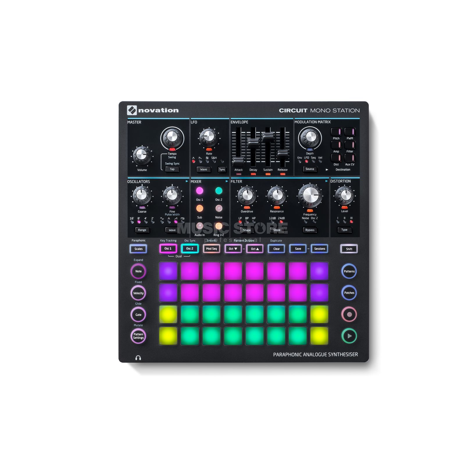 Novation Circuit Mono Station Product Image