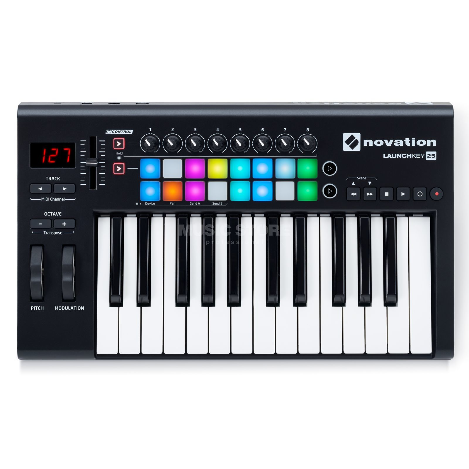 Novation Launchkey 25 Mk2 Produktbild