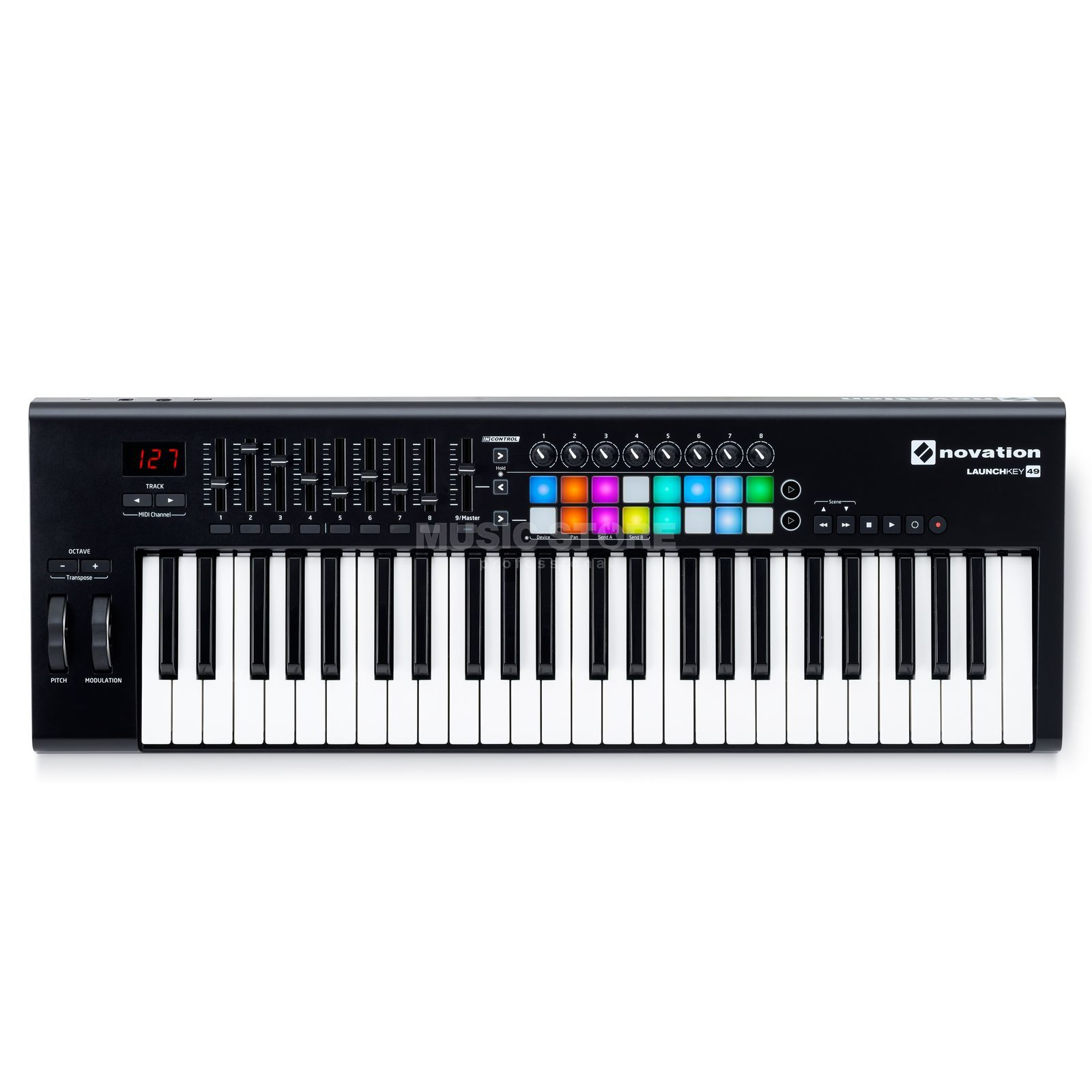Novation Launchkey 49 Mk2 Produktbild