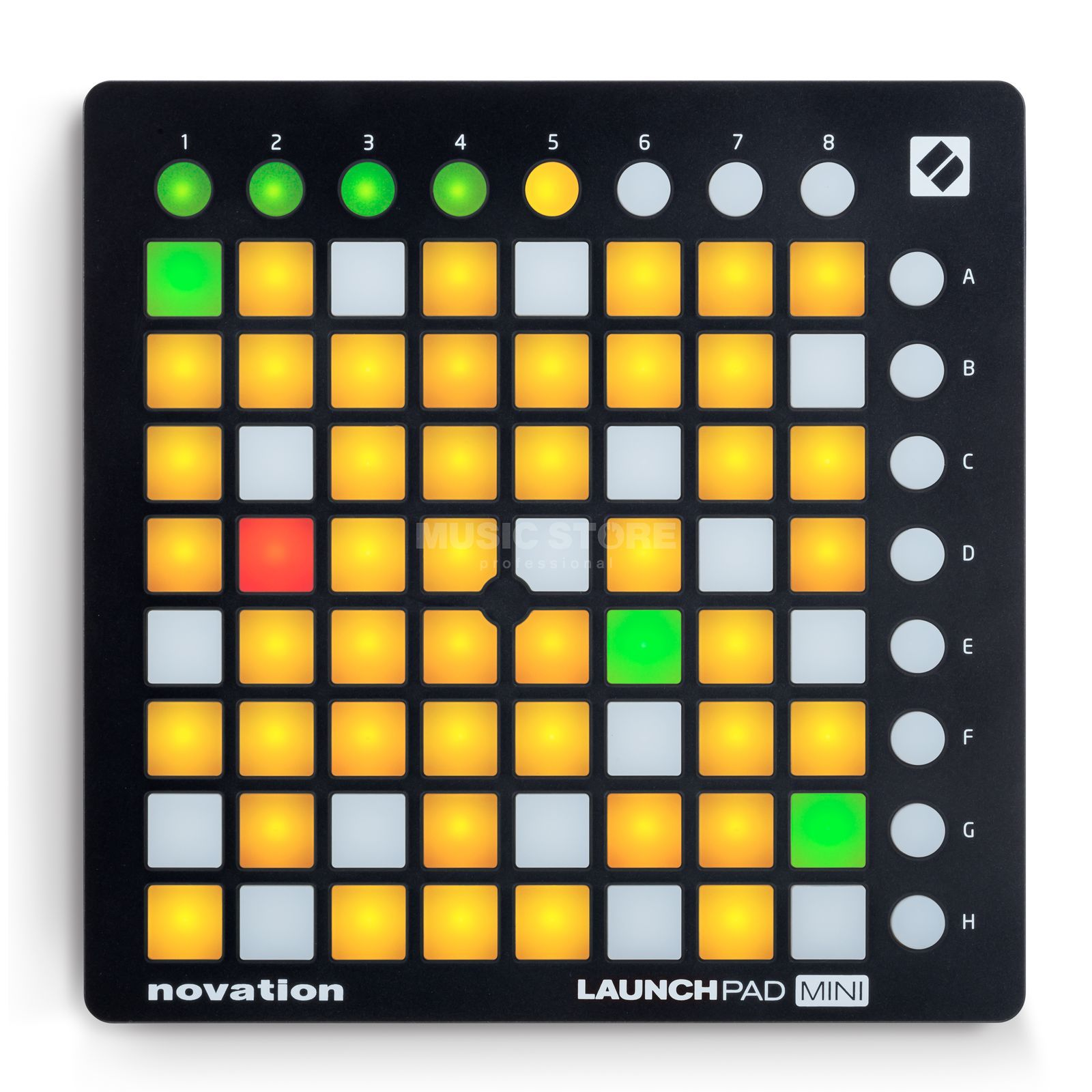 Novation Launchpad Mini MKII Produktbillede