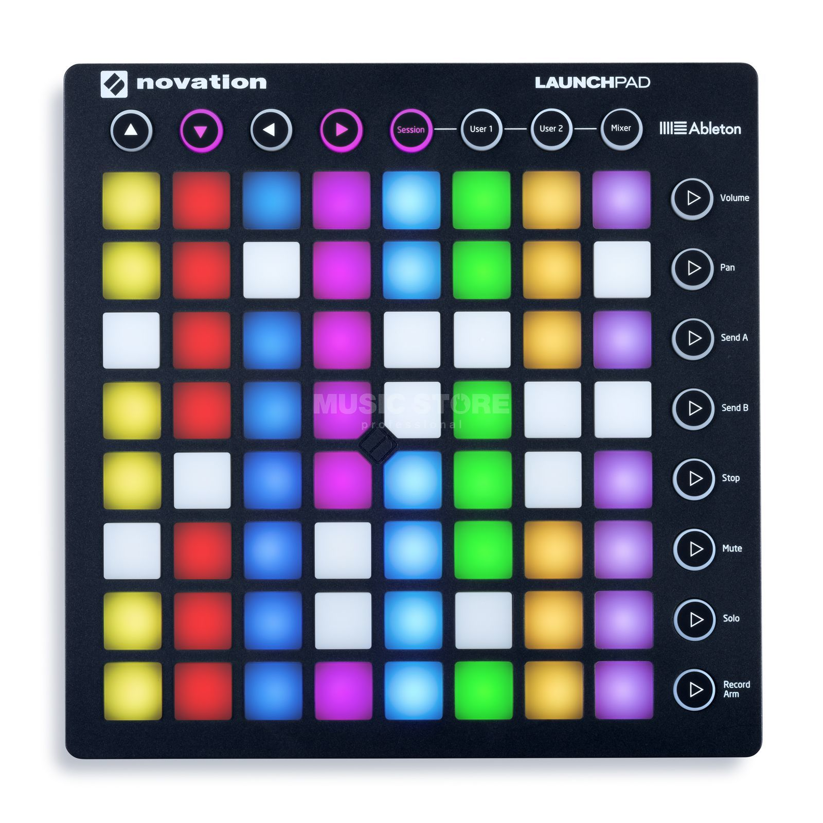 Novation Launchpad MKII Ableton Controller Produktbild