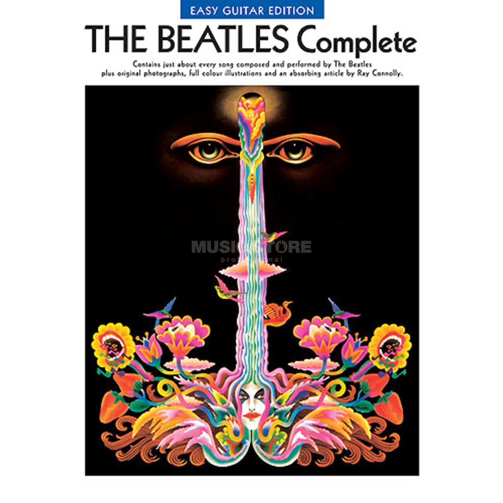 Novello The Beatles: Complete - Easy Guitar Edition Produktbild
