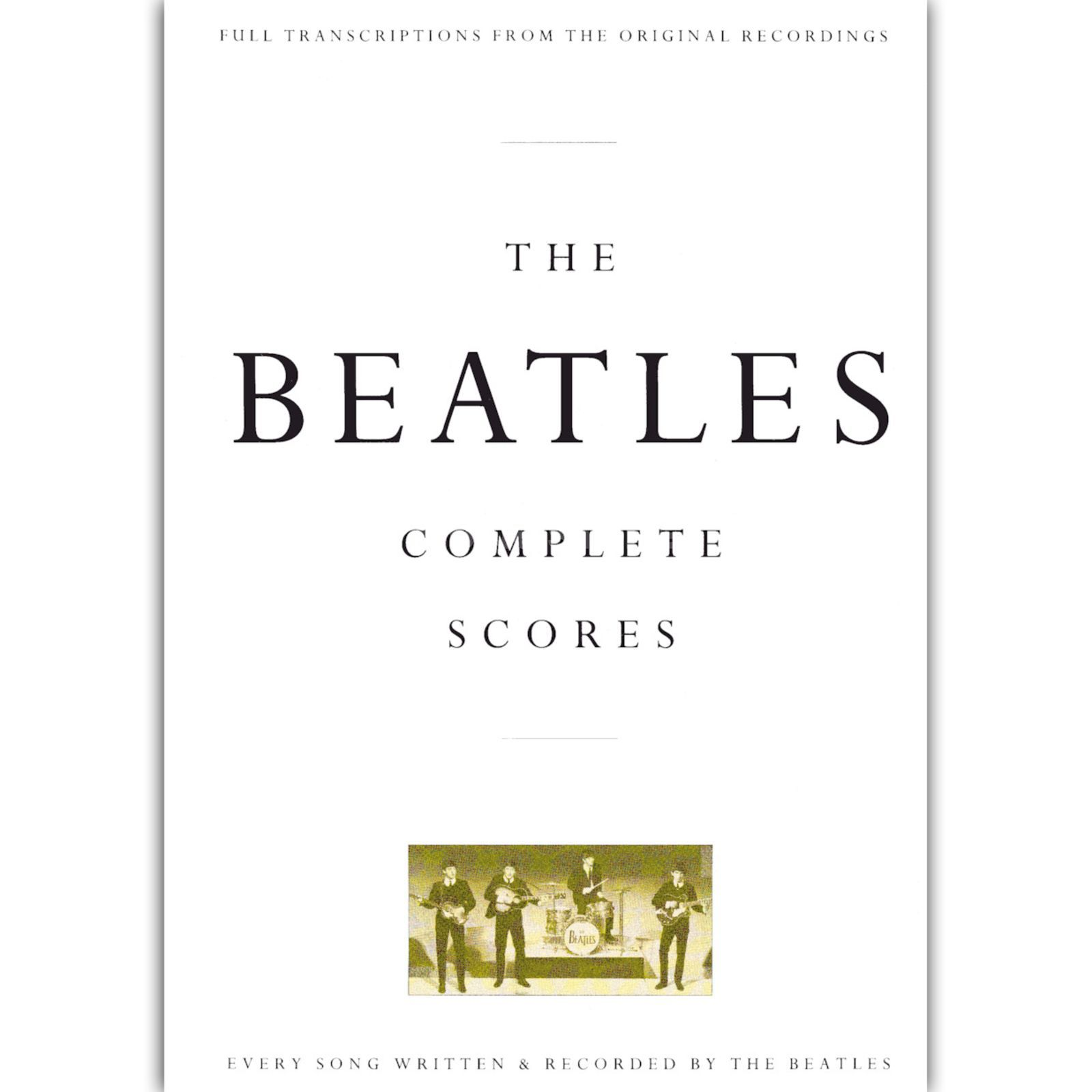 Novello The Beatles Complete Scores Box Edition Produktbillede