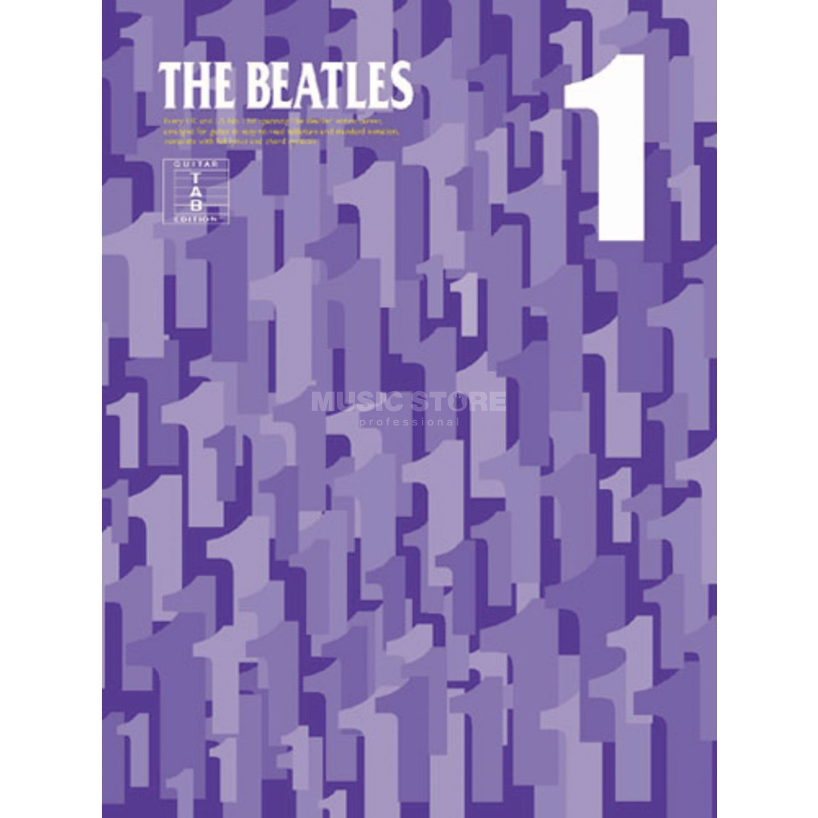 Novello The Beatles - One (1) TAB Produktbild