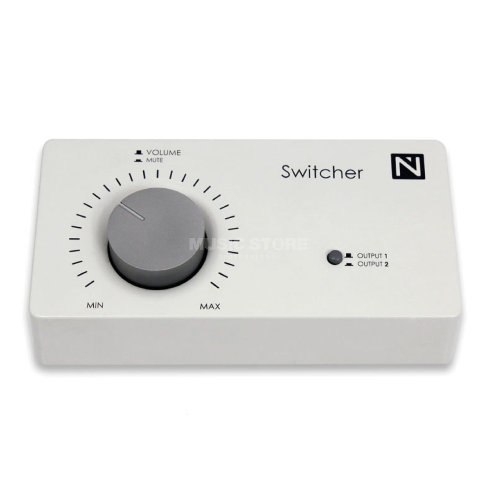 Nowsonic Switcher Passiver Monitor Controller Produktbild