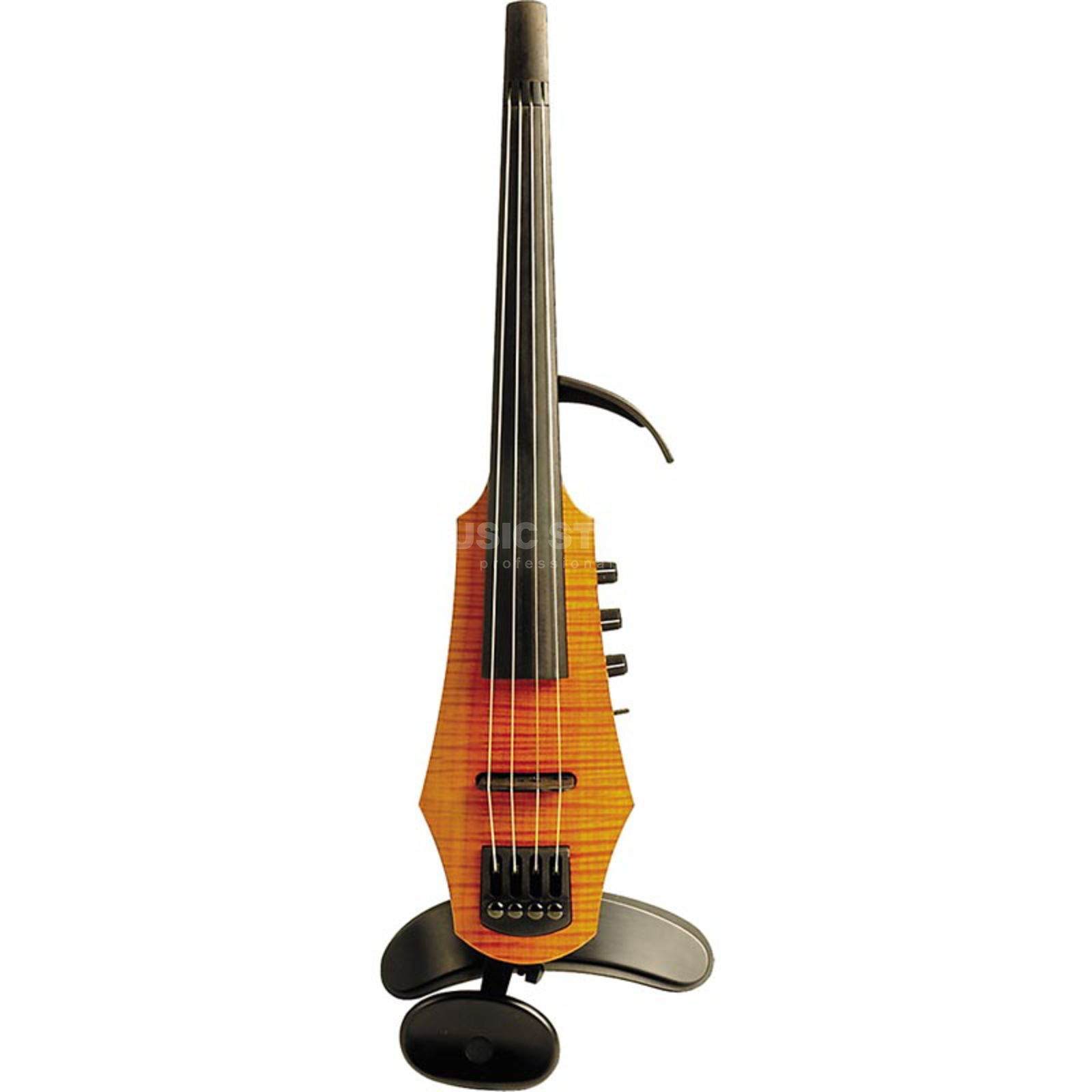NS Design CR 4 Violine AM Amber 4-saitig Produktbild