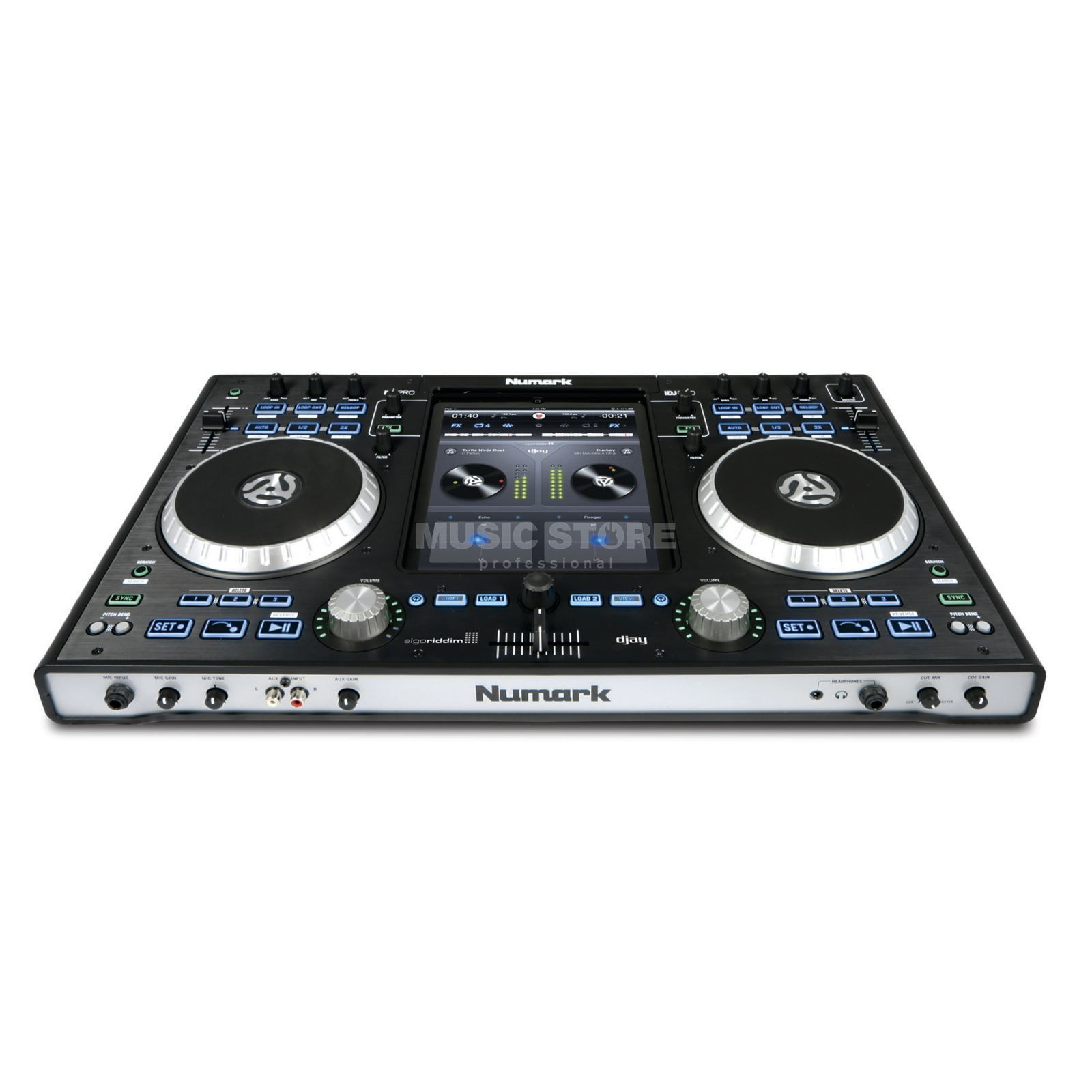 Numark iDJPRO (Lighting Ready)  Product Image