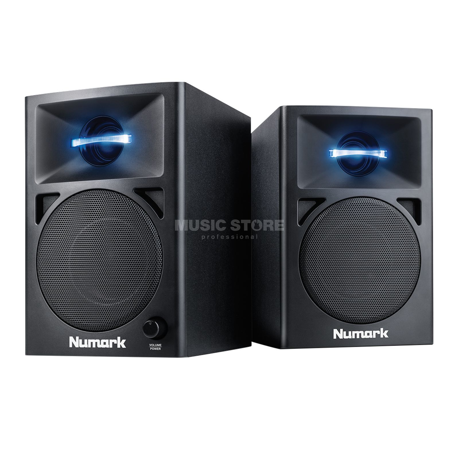 Numark N-WAVE 360 (pair) DJ-Monitors Produktbillede