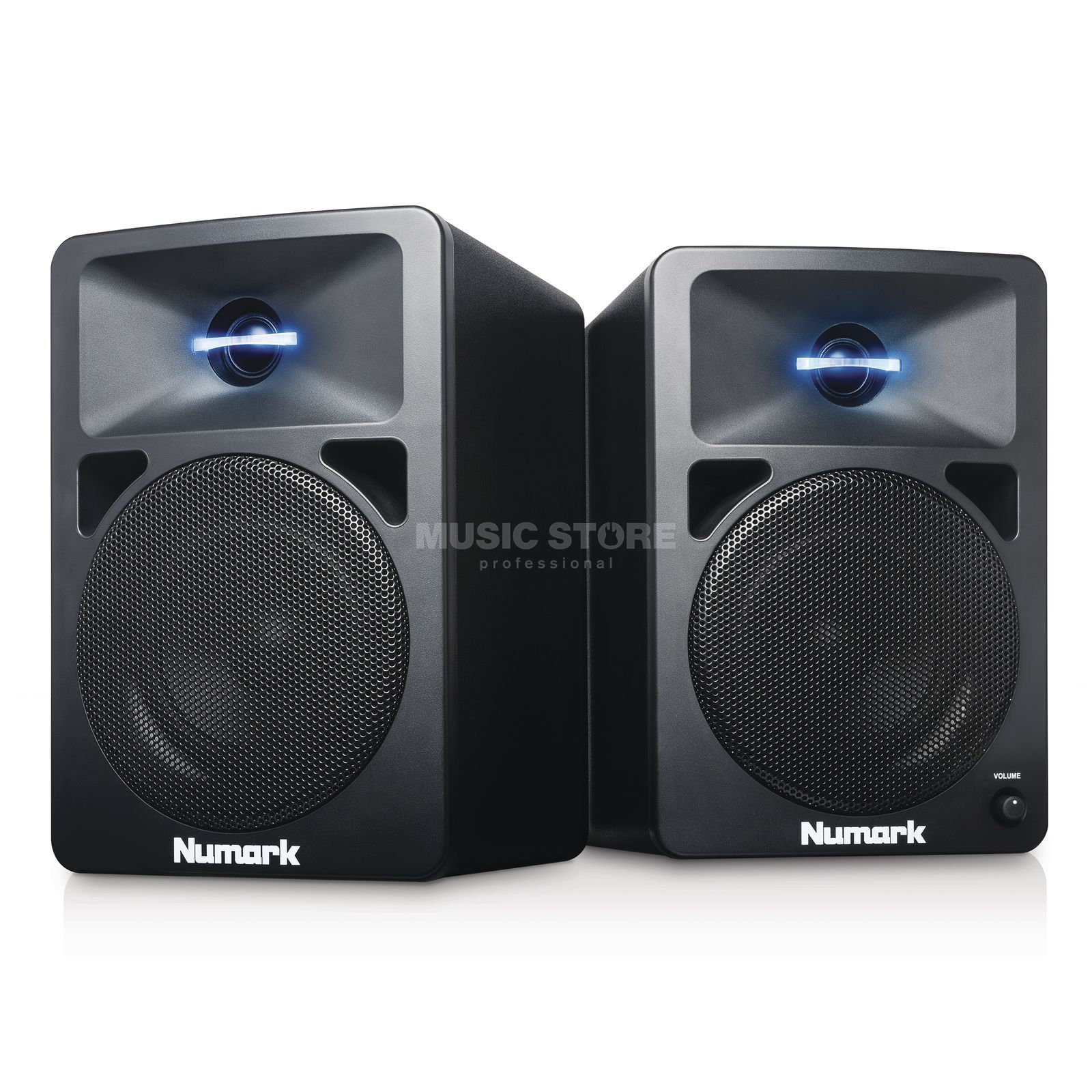 Numark N-WAVE 580 (pair) DJ-Monitors Produktbillede